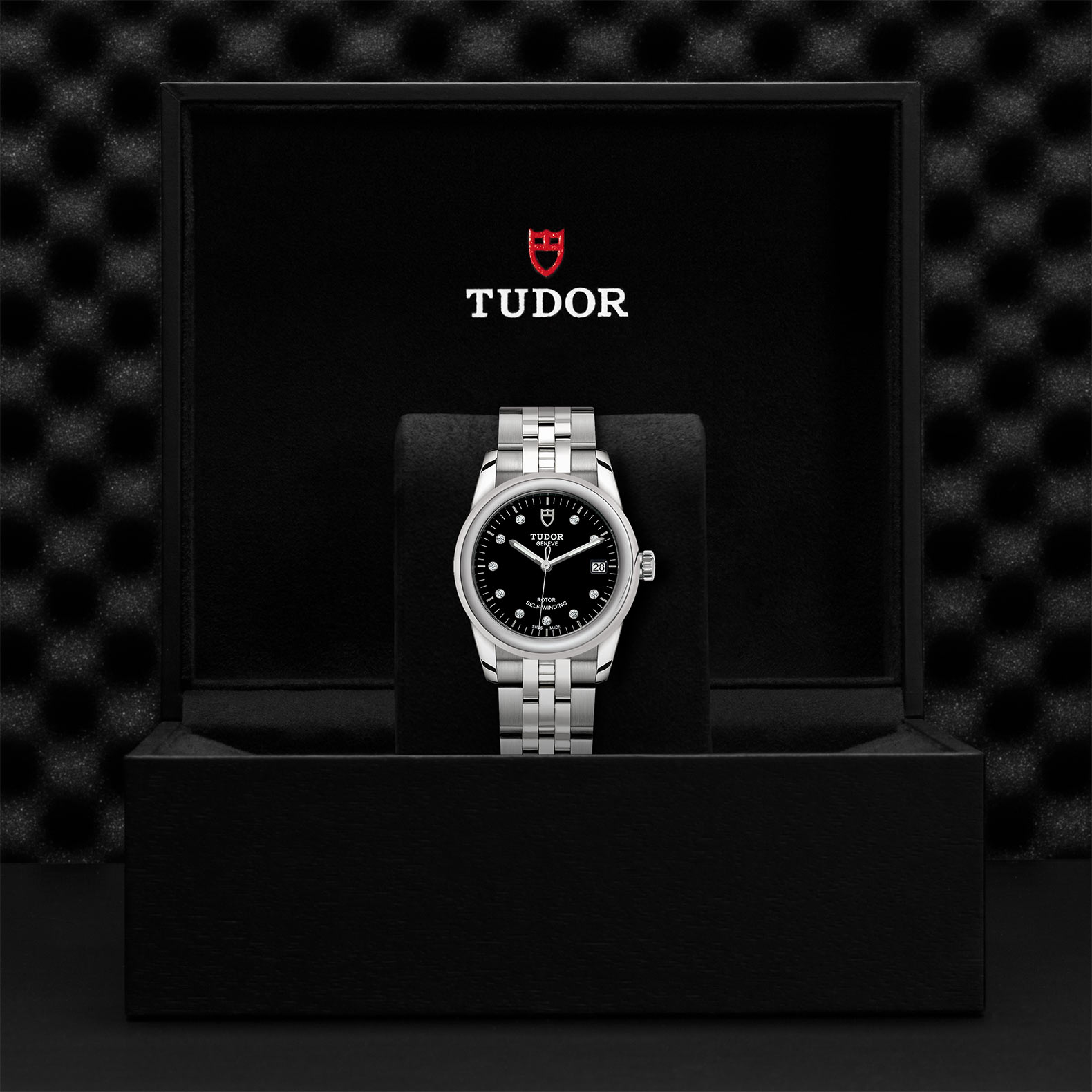 TUDOR Glamour Date M55000 0008 Presentationbox