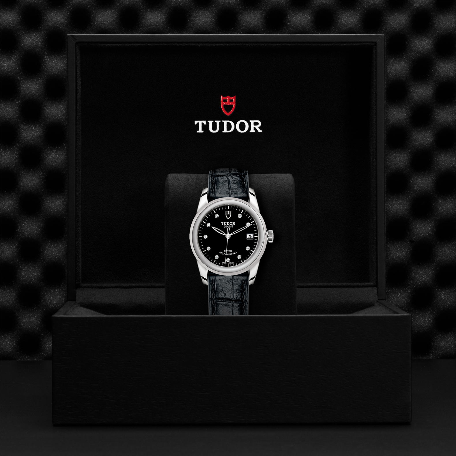 TUDOR Glamour Date M55000 0013 Presentationbox