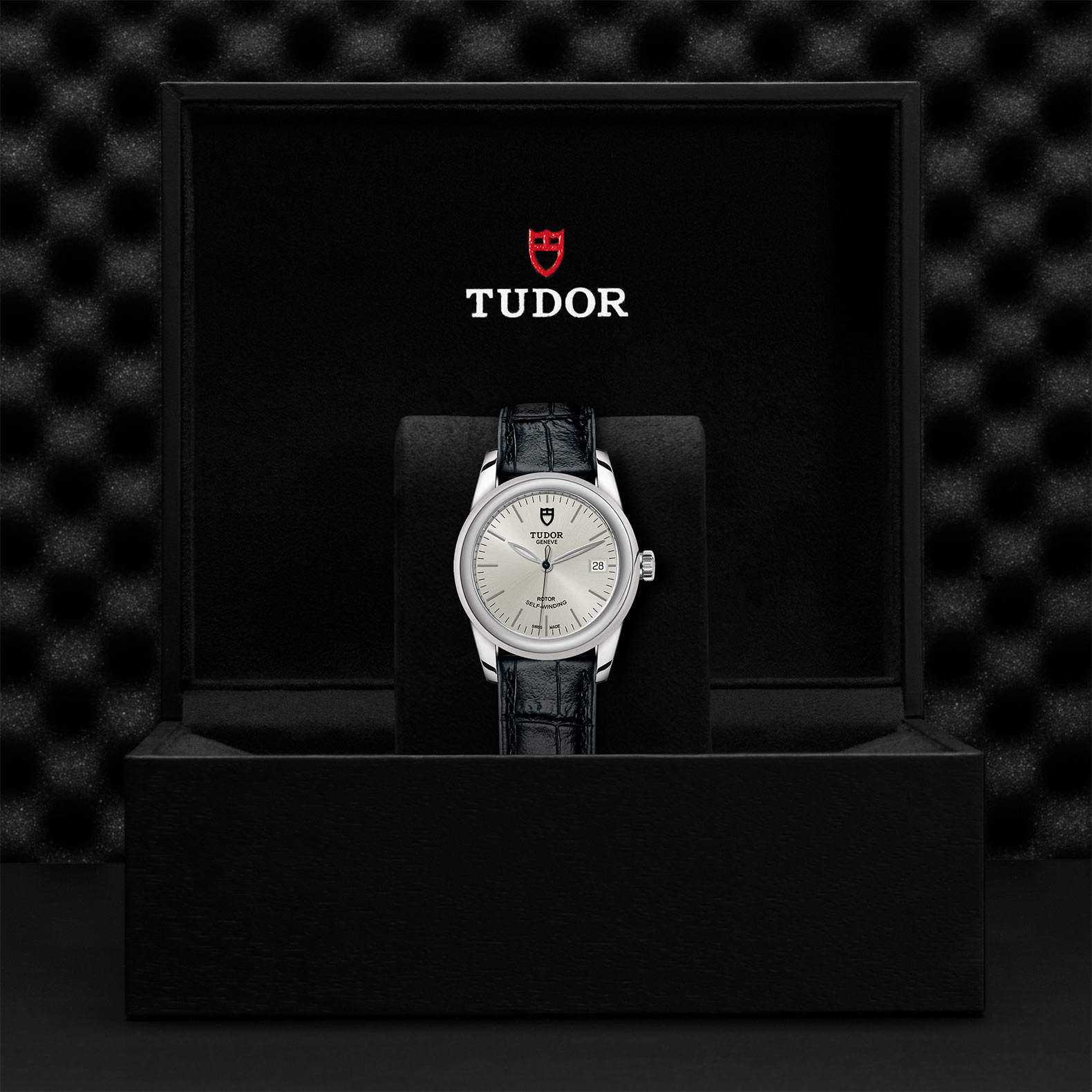 TUDOR Glamour Date M55000 0042 Presentationbox