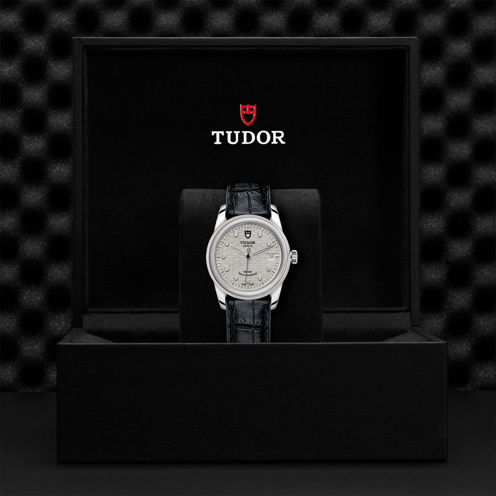 TUDOR Glamour Date M55000 0058 Presentationbox