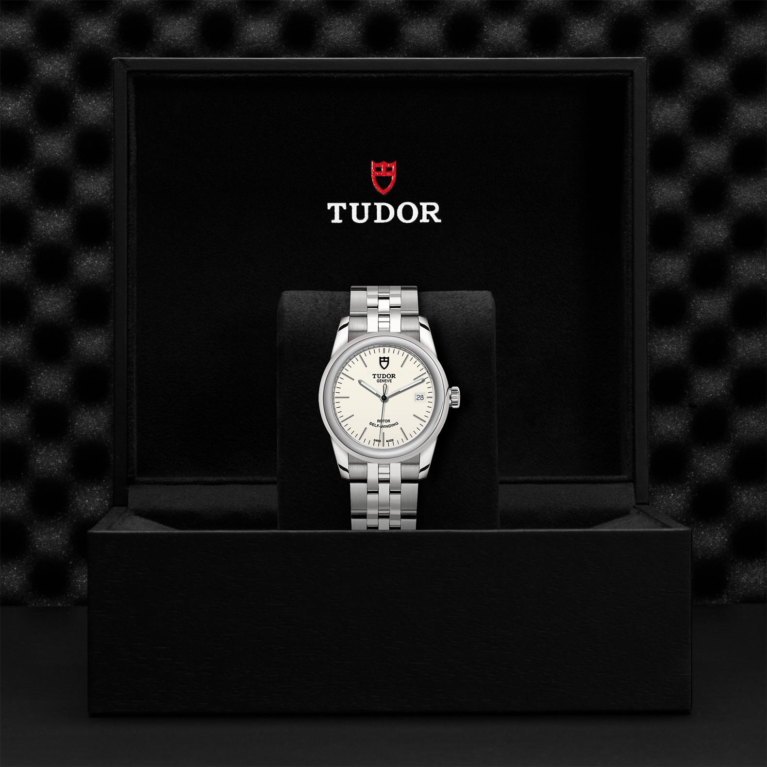 TUDOR Glamour Date M55000 0103 Presentationbox