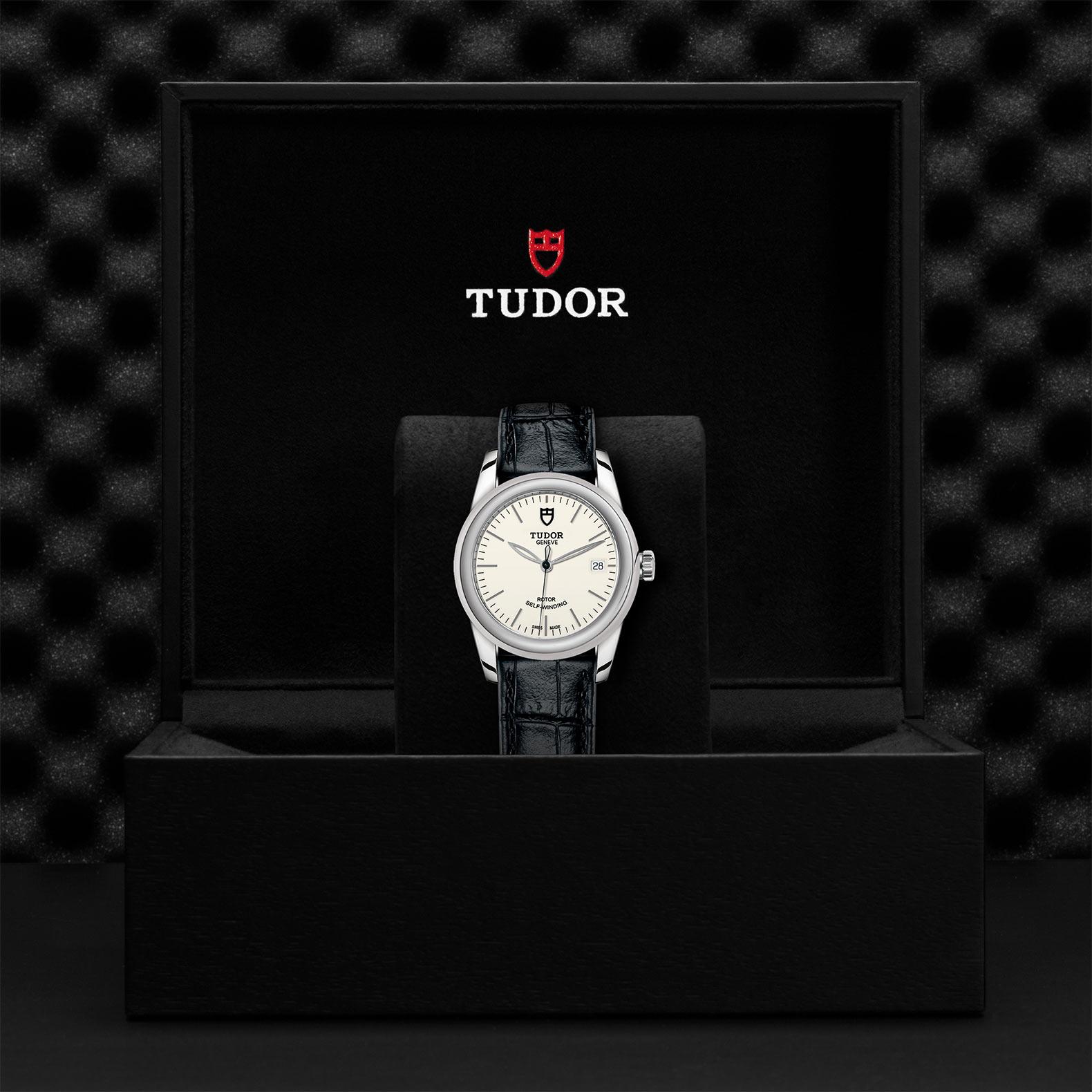TUDOR Glamour Date M55000 0107 Presentationbox