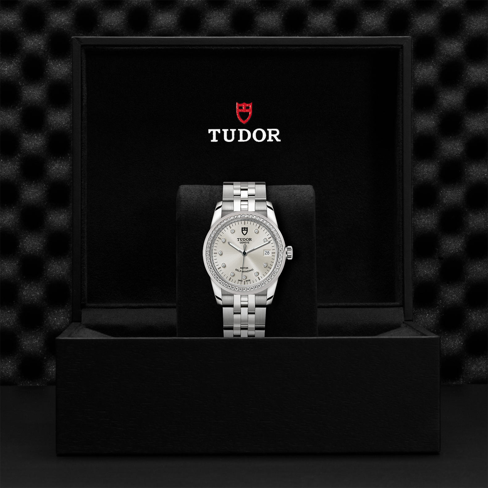TUDOR Glamour Date M55020 0003 Presentationbox