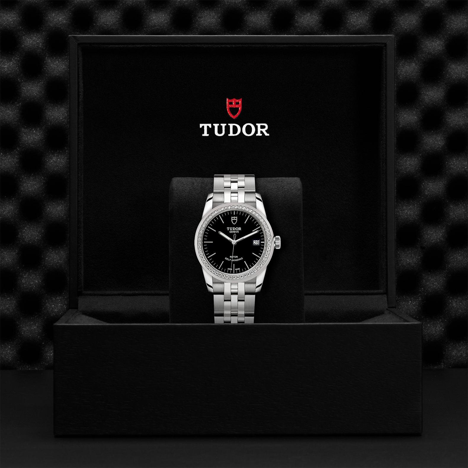 TUDOR Glamour Date M55020 0008 Presentationbox