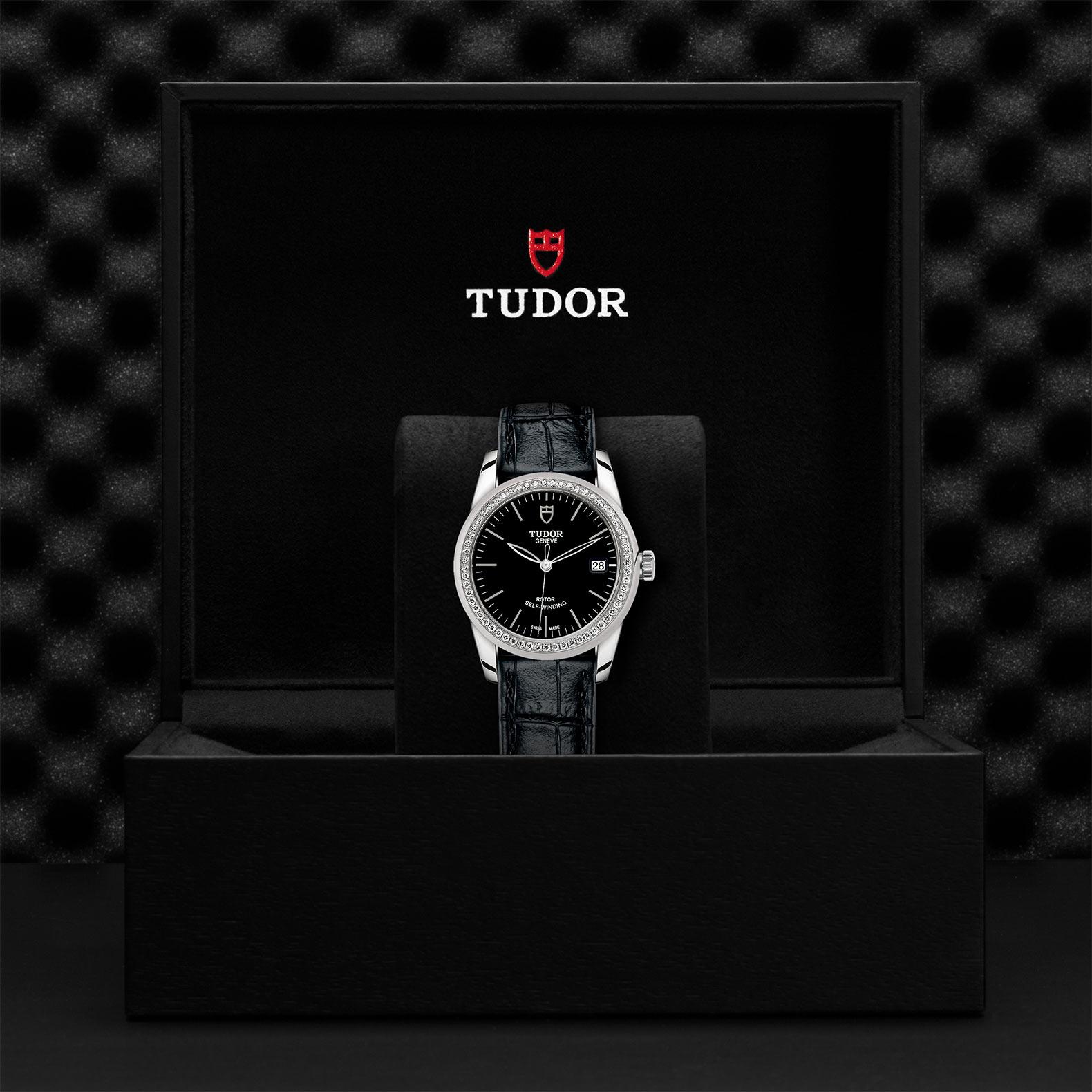 TUDOR Glamour Date M55020 0052 Presentationbox