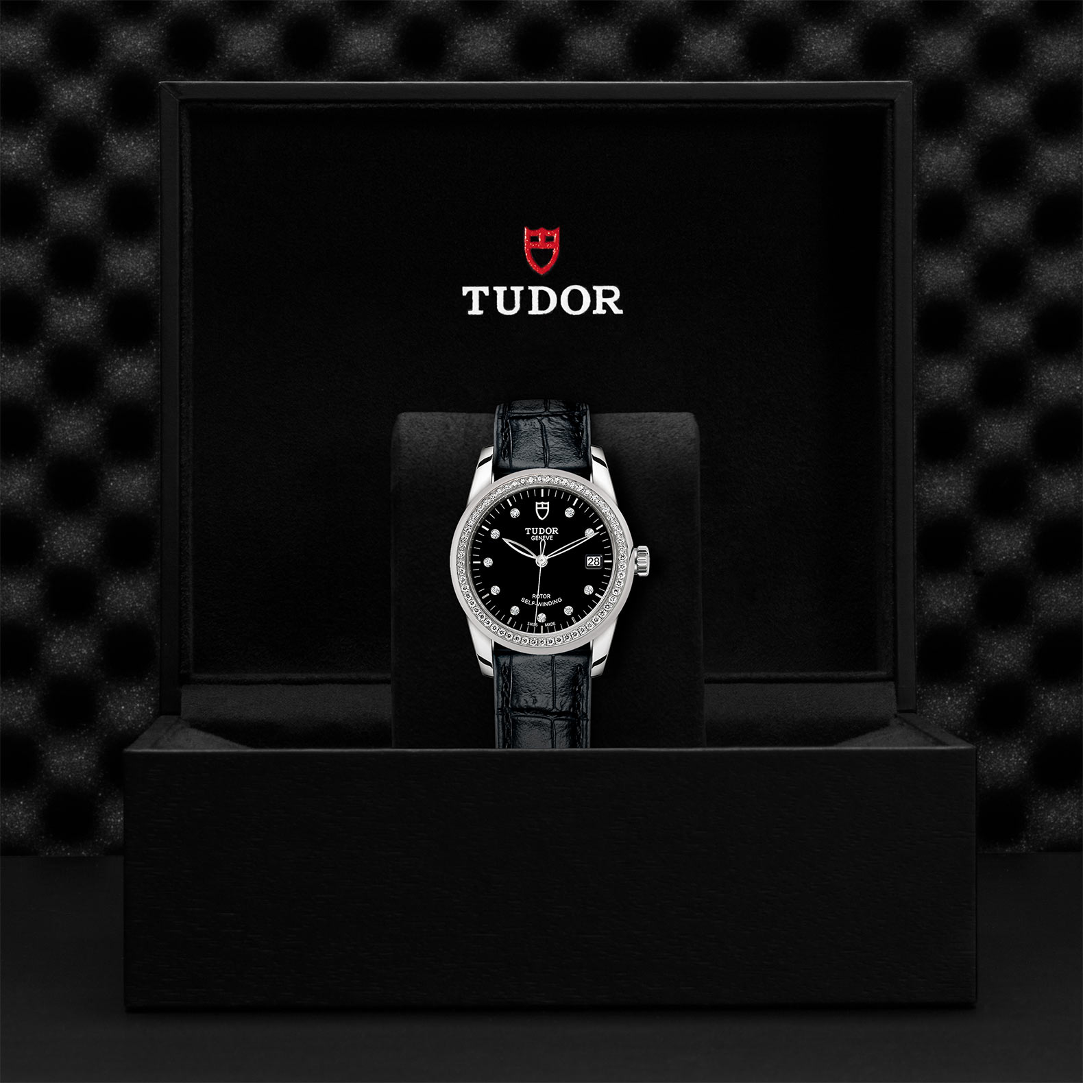 TUDOR Glamour Date M55020 0053 Presentationbox