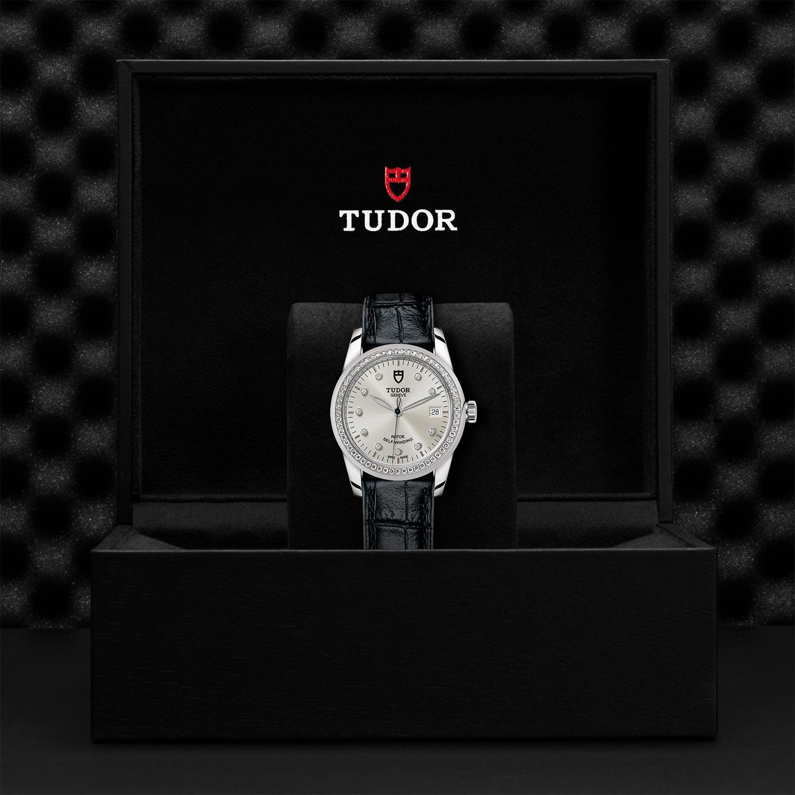 TUDOR Glamour Date M55020 0058 Presentationbox