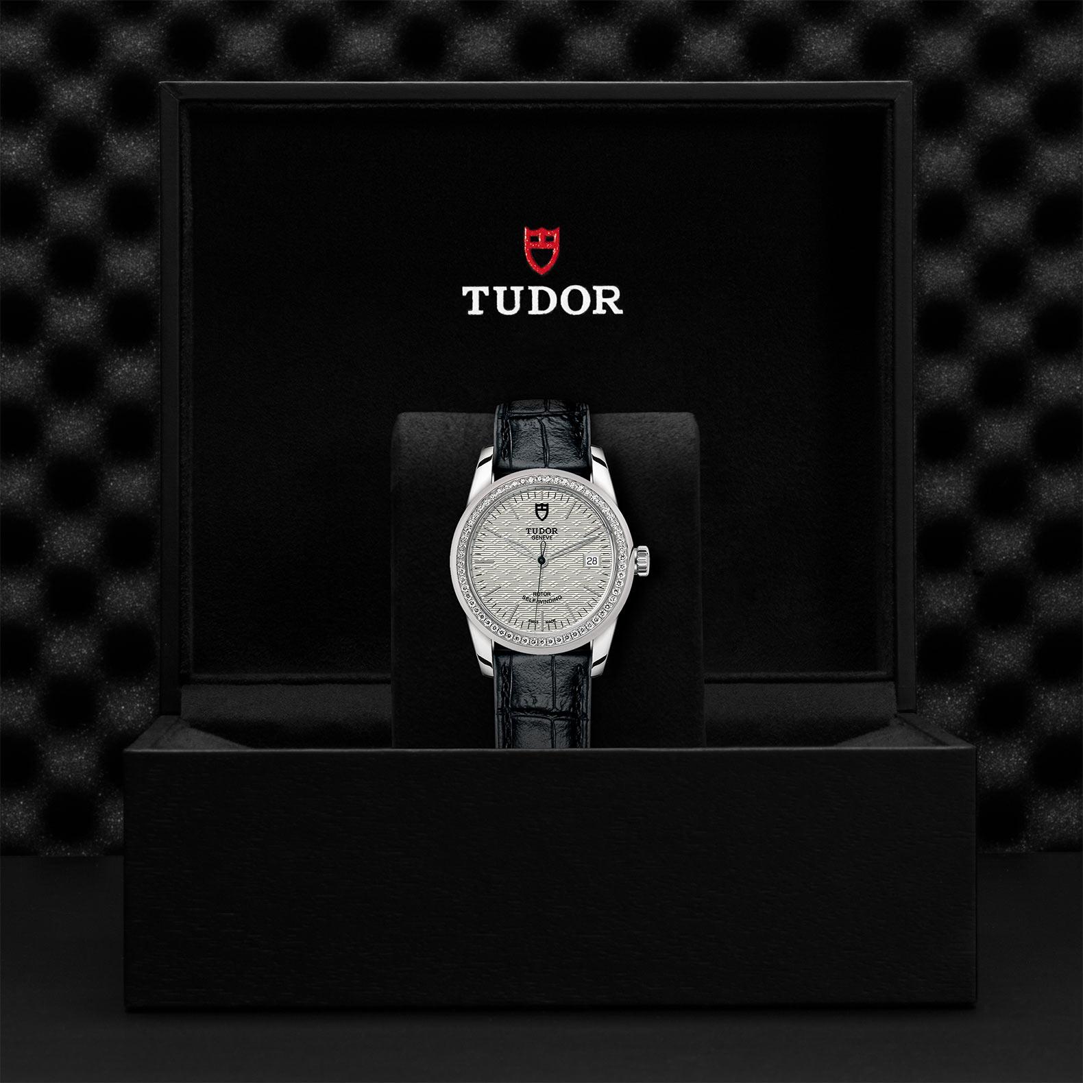TUDOR Glamour Date M55020 0059 Presentationbox