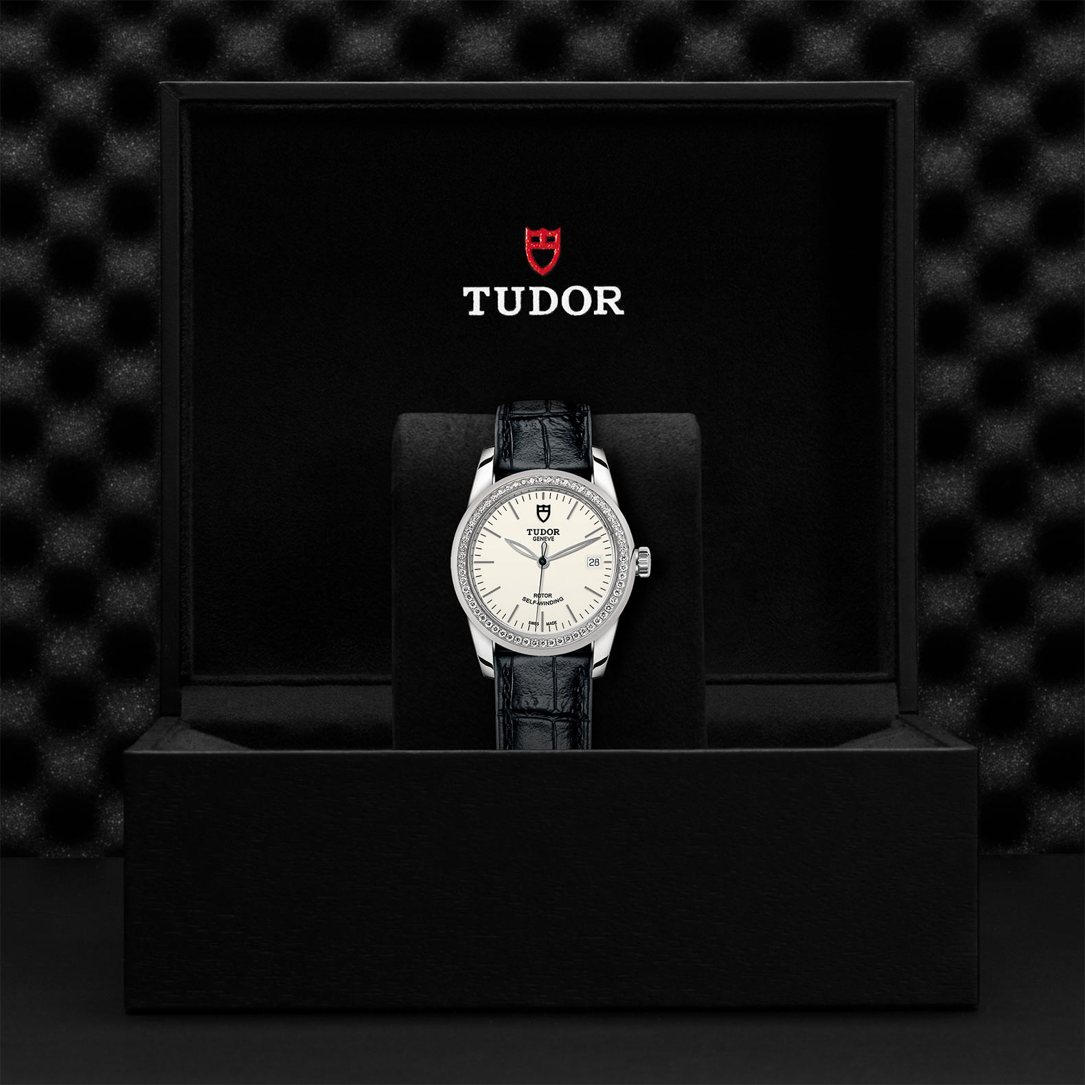 TUDOR Glamour Date M55020 0099 Presentationbox
