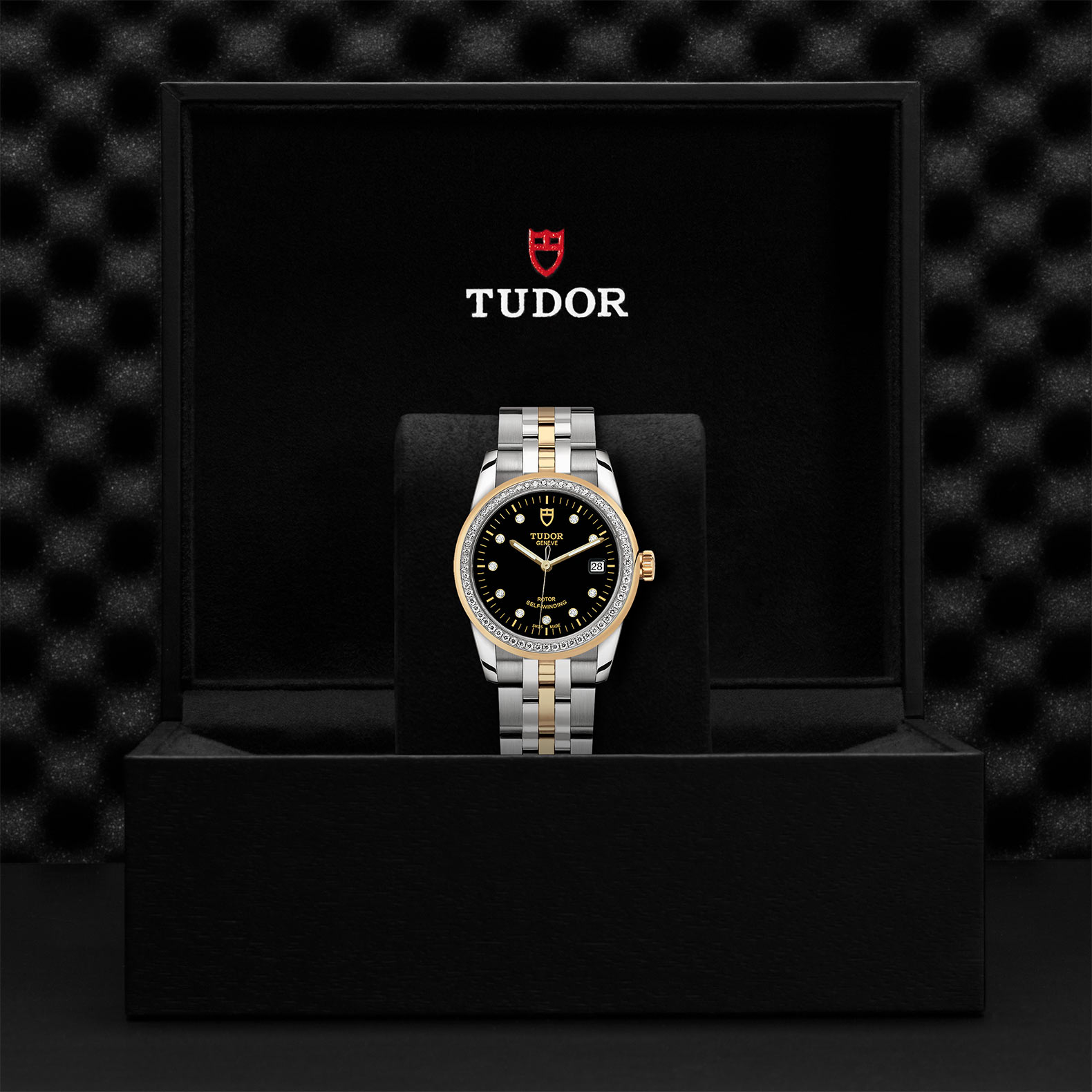 TUDOR Glamour Date M55023 0022 Presentationbox