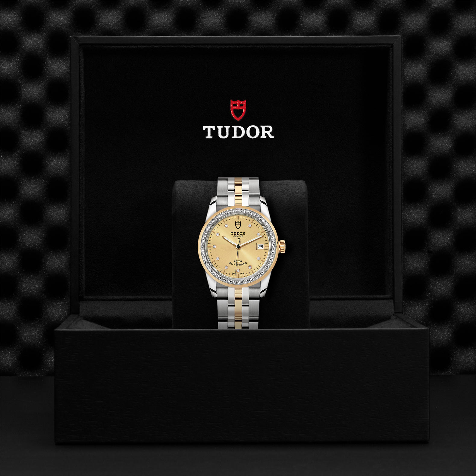 TUDOR Glamour Date M55023 0026 Presentationbox
