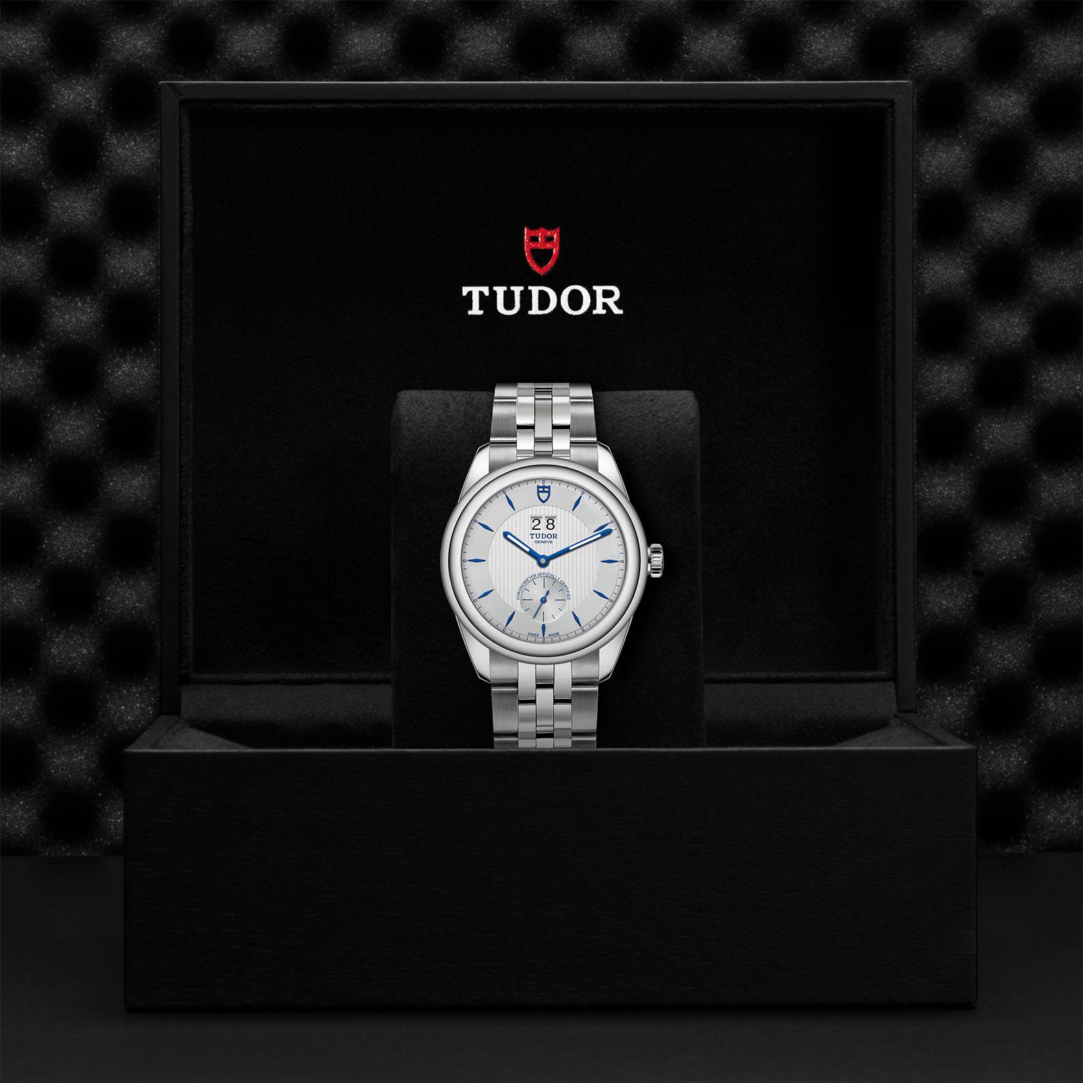 TUDOR Glamour Double Date M57100 0001 Presentationbox