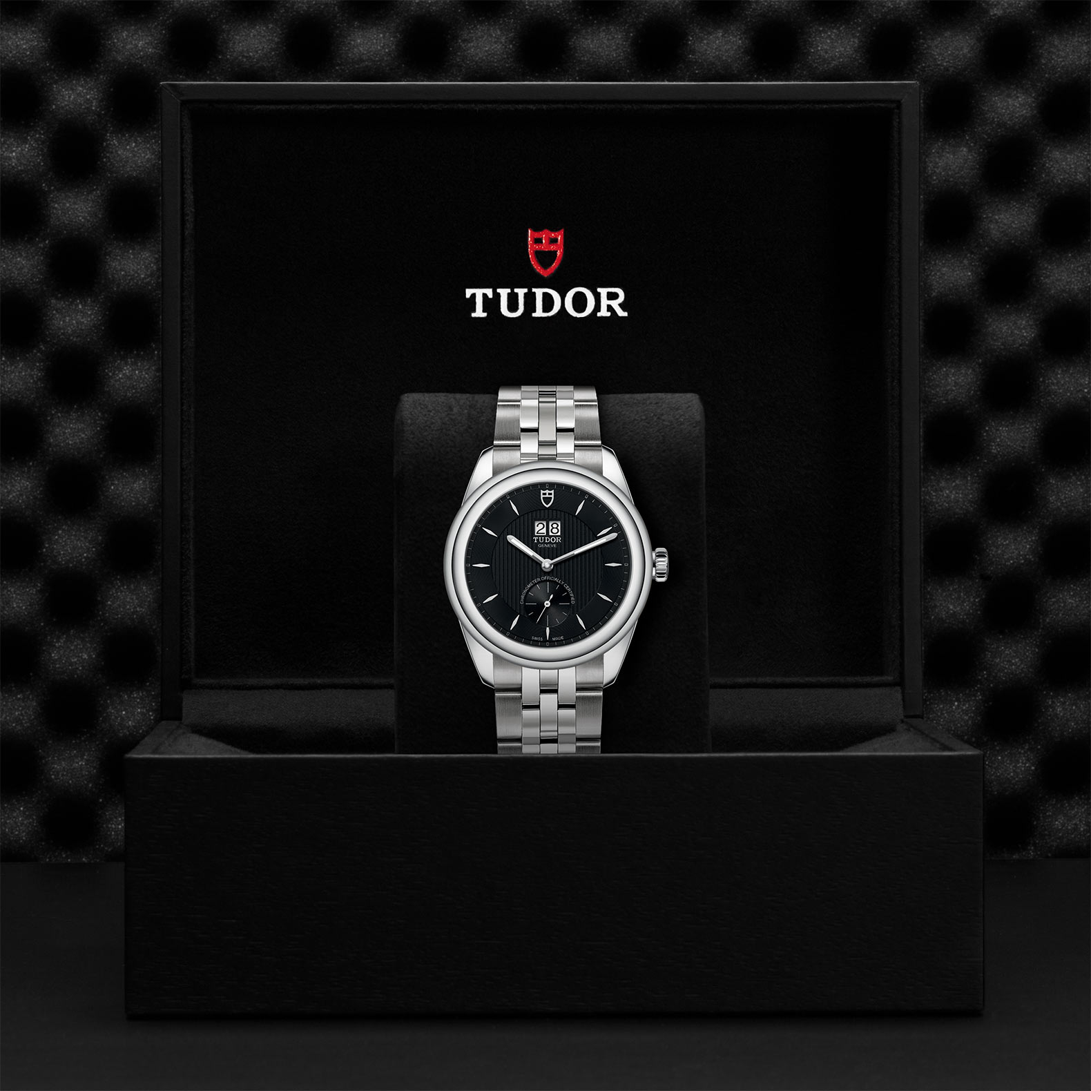 TUDOR Glamour Double Date M57100 0003 Presentationbox