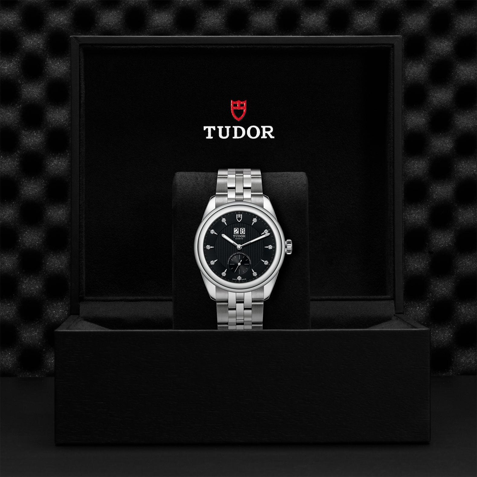 TUDOR Glamour Double Date M57100 0004 Presentationbox