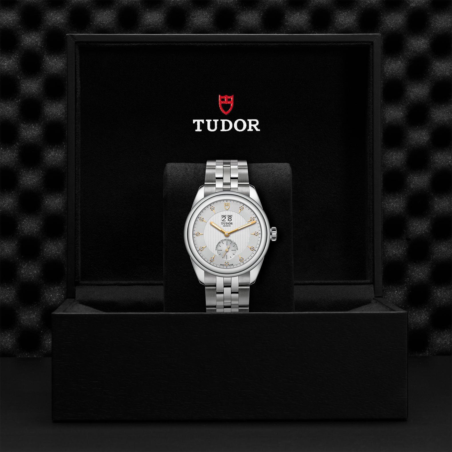 TUDOR Glamour Double Date M57100 0005 Presentationbox