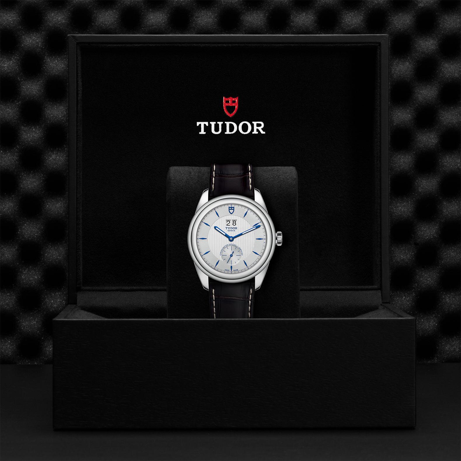 TUDOR Glamour Double Date M57100 0016 Presentationbox