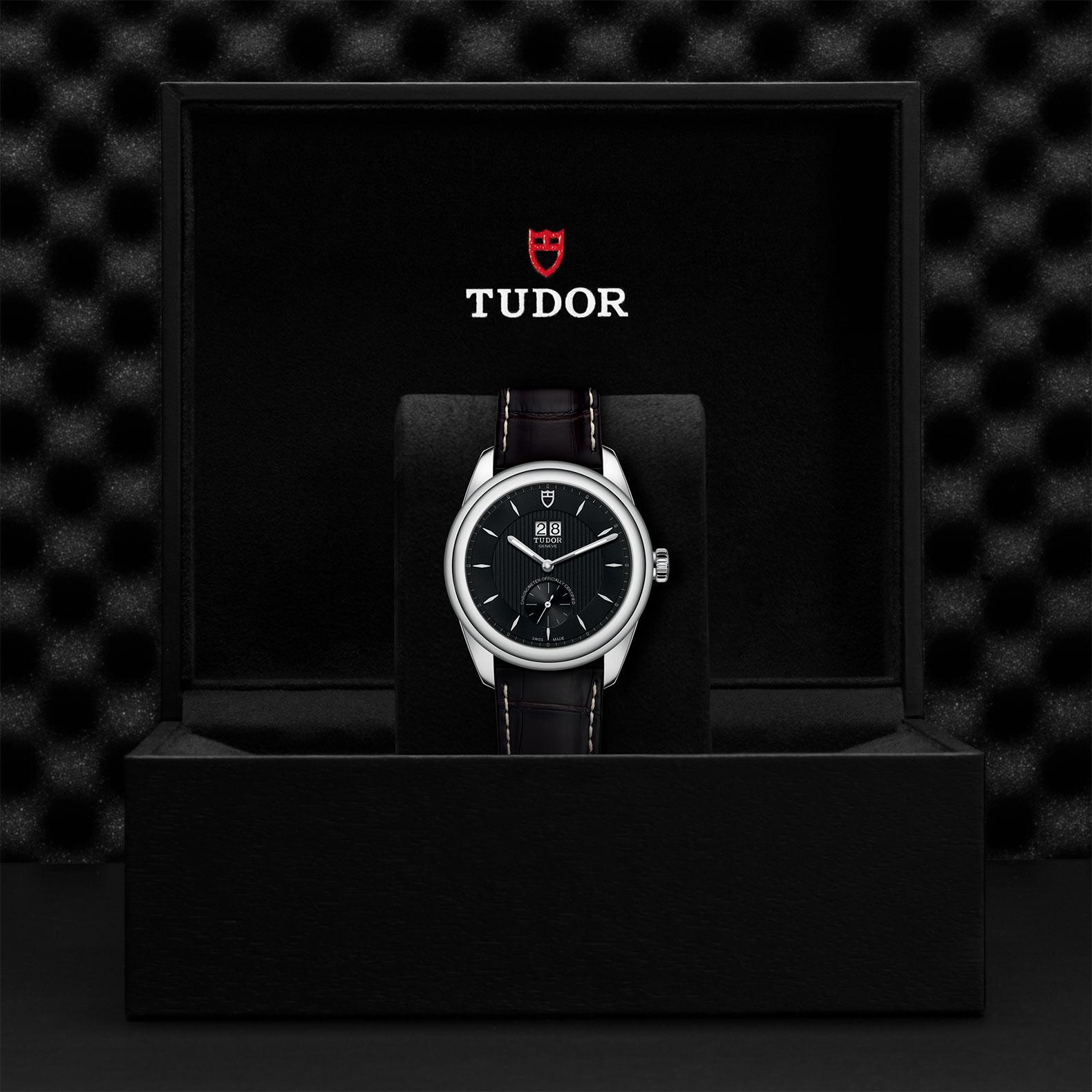 TUDOR Glamour Double Date M57100 0018 Presentationbox