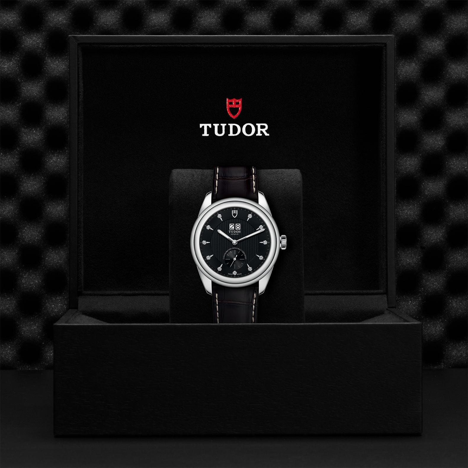 TUDOR Glamour Double Date M57100 0019 Presentationbox