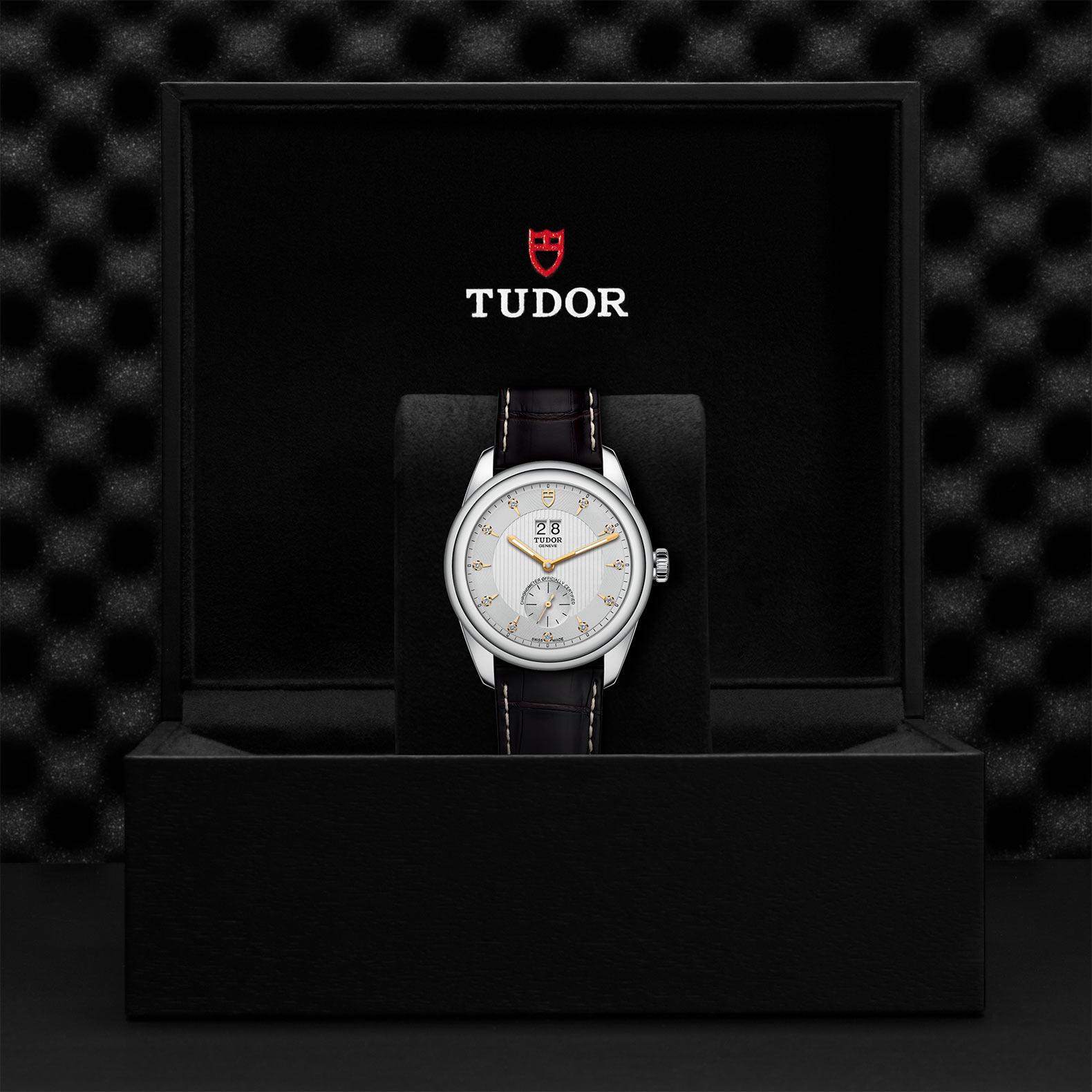 TUDOR Glamour Double Date M57100 0020 Presentationbox