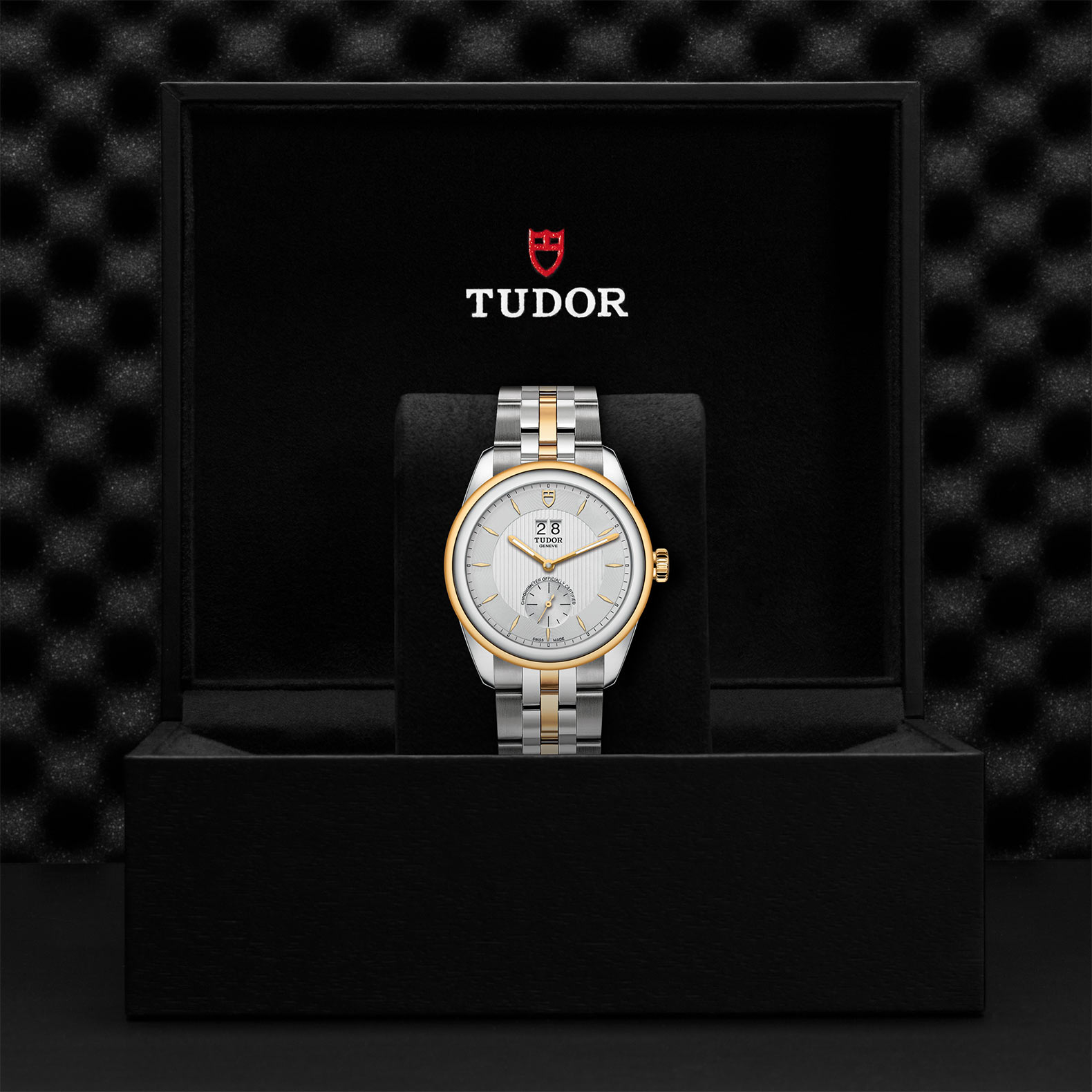 TUDOR Glamour Double Date M57103 0001 Presentationbox