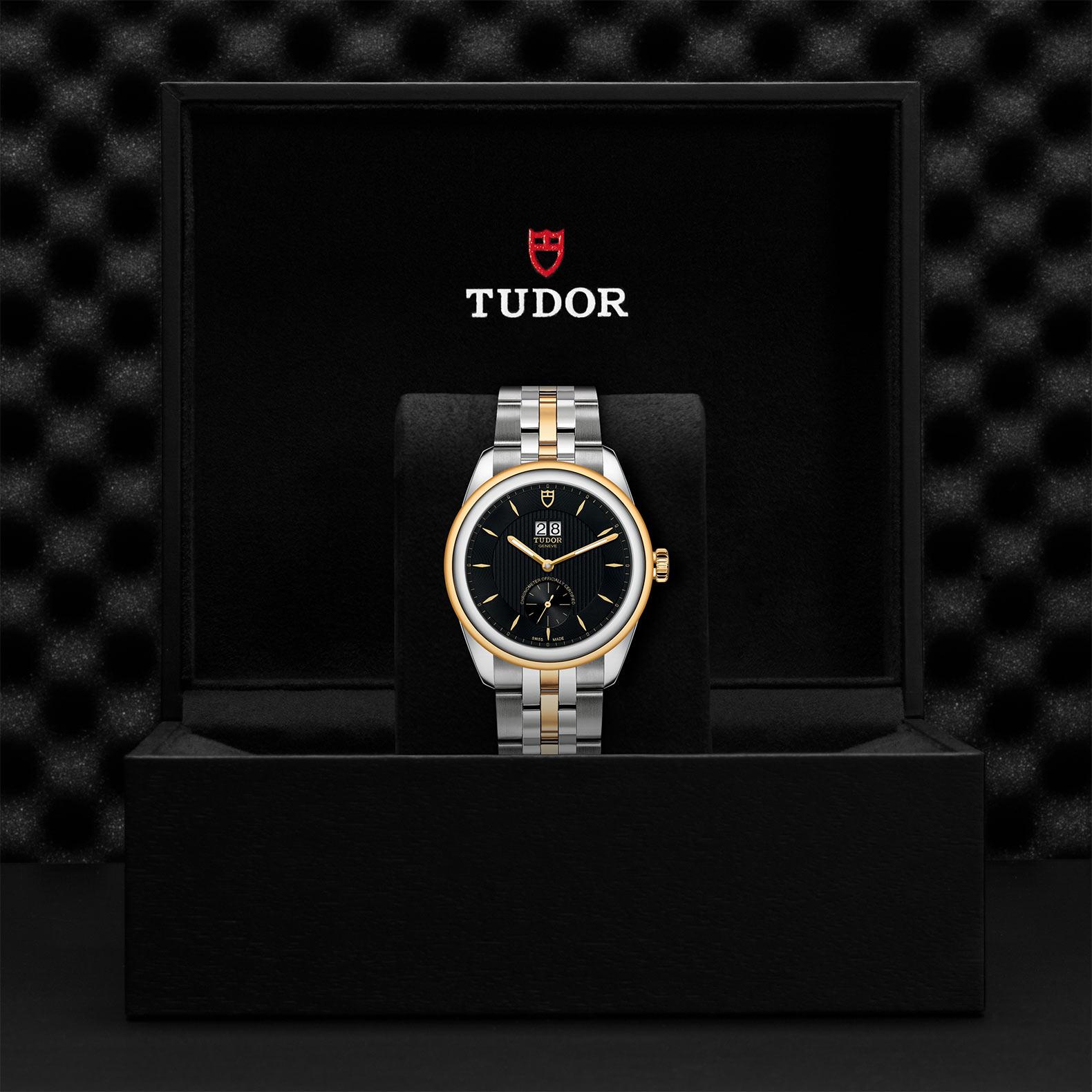 TUDOR Glamour Double Date M57103 0002 Presentationbox