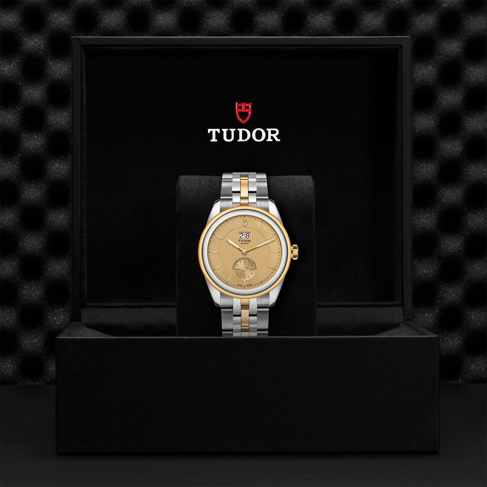 TUDOR Glamour Double Date M57103 0003 Presentationbox