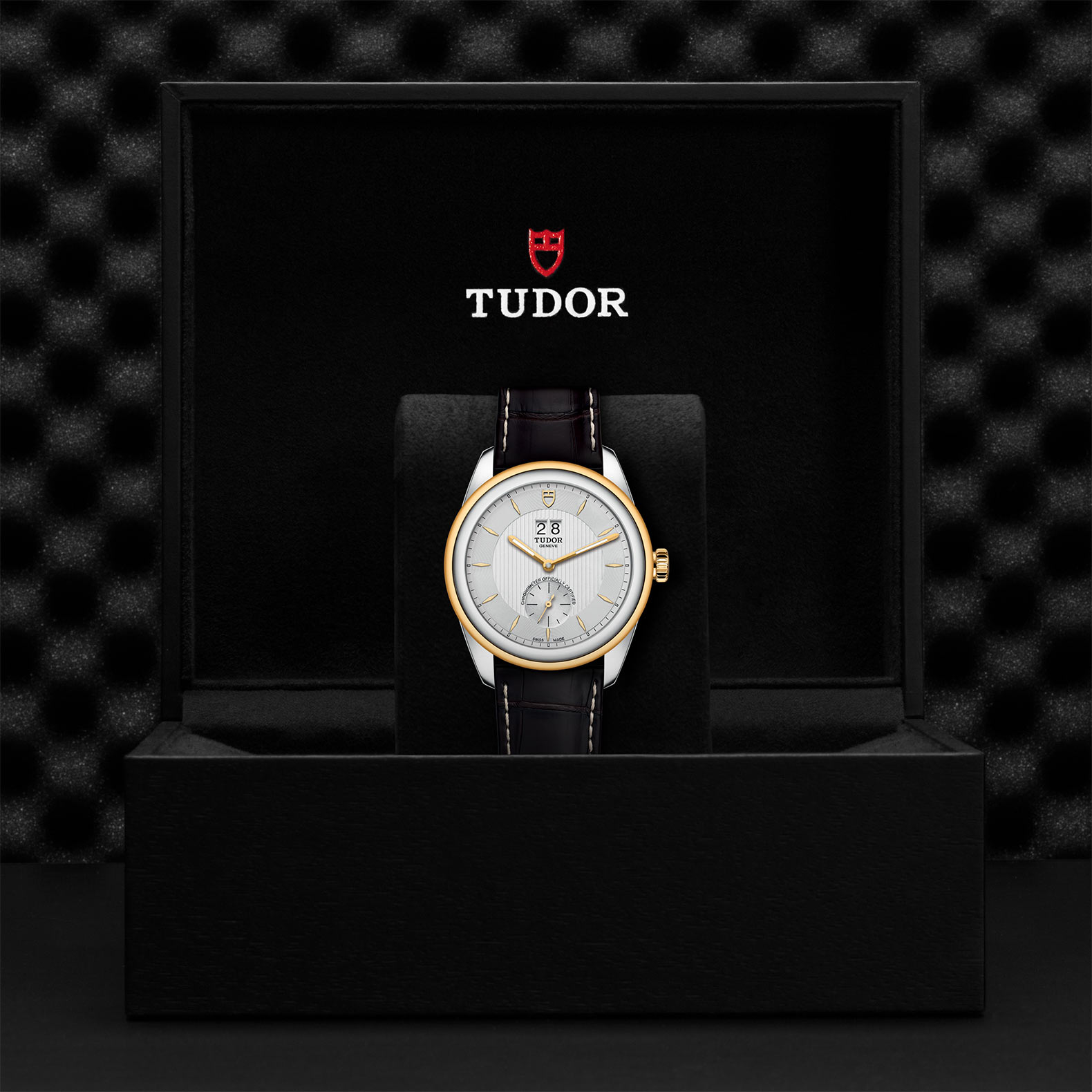 TUDOR Glamour Double Date M57103 0019 Presentationbox