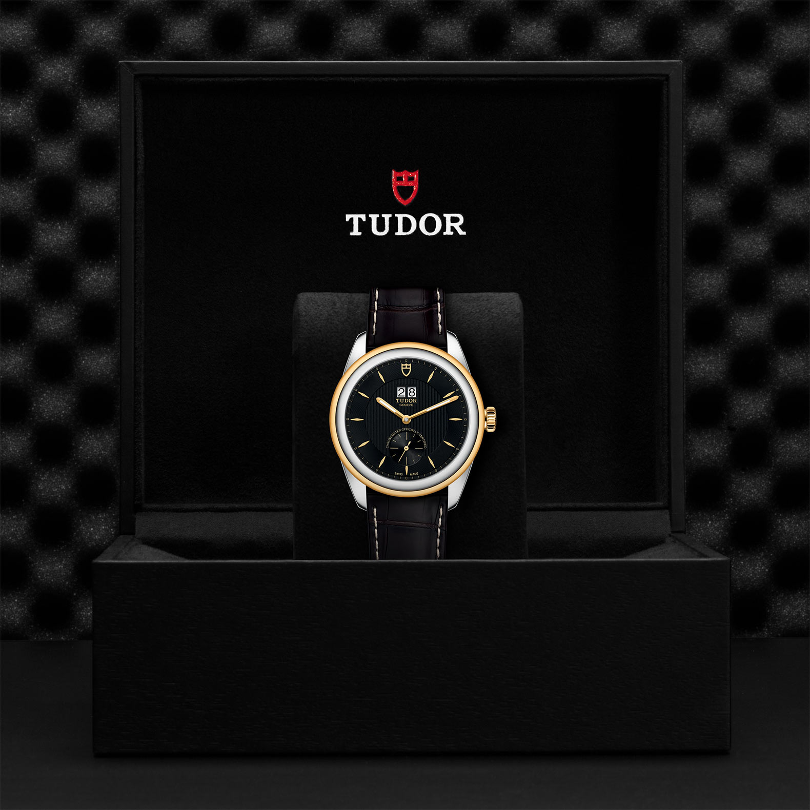 TUDOR Glamour Double Date M57103 0020 Presentationbox