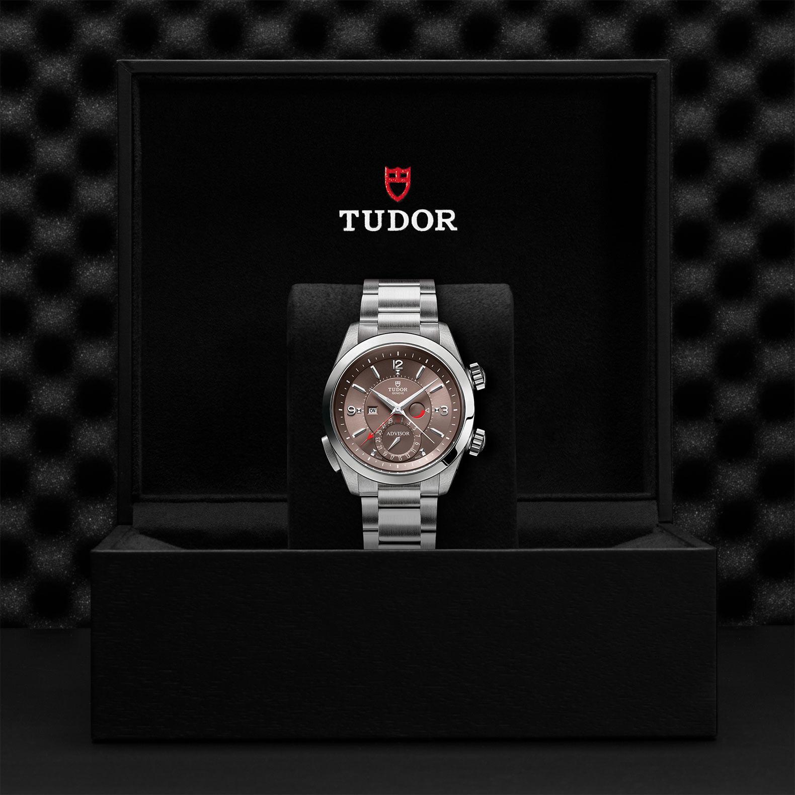 TUDOR Heritage Advisor M79620TC 0005 Presentationbox