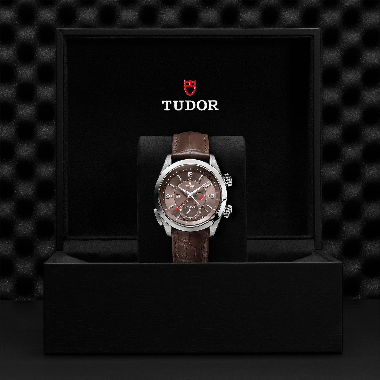 TUDOR Heritage Advisor M79620TC 0006 Presentationbox