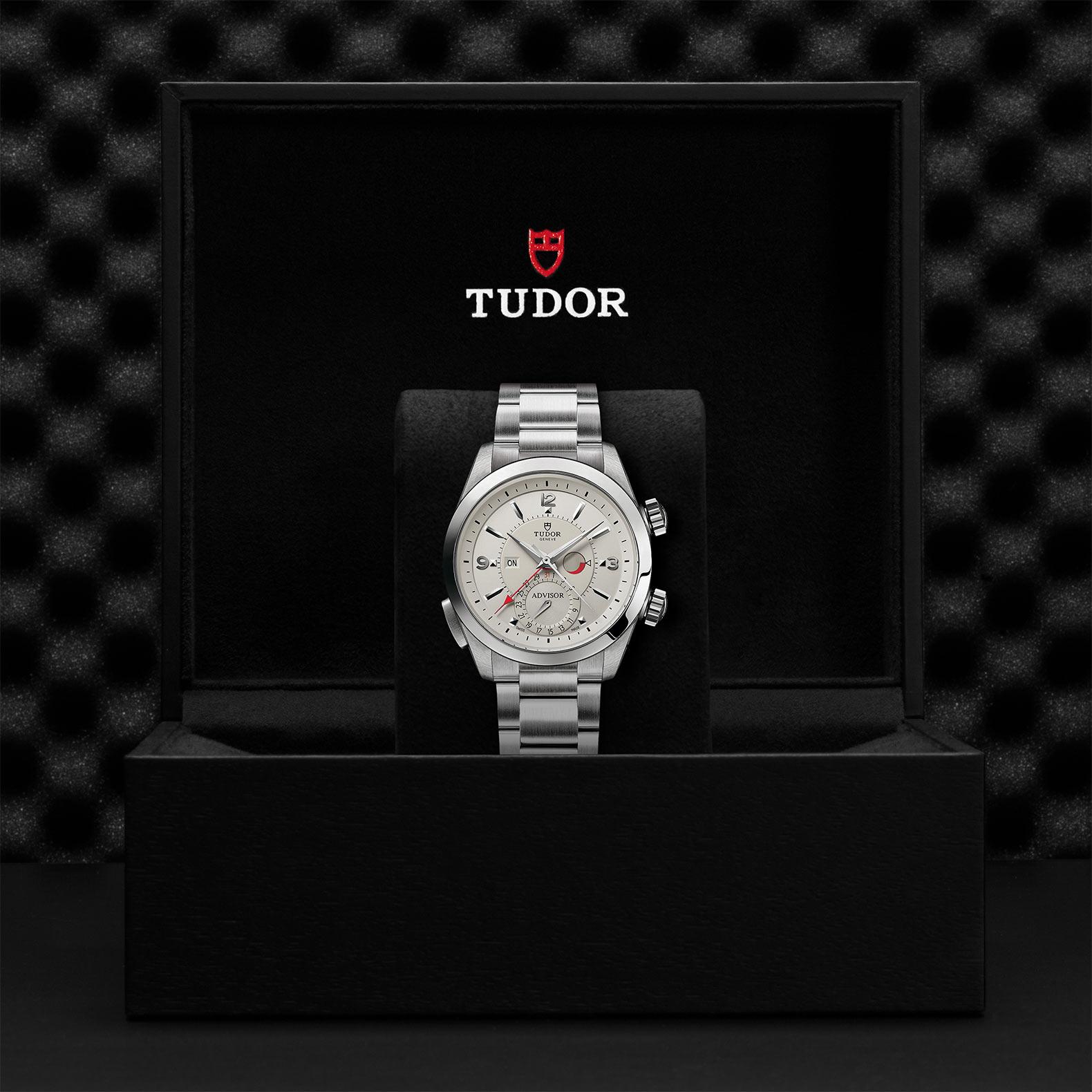 TUDOR Heritage Advisor M79620T 0010 Presentationbox