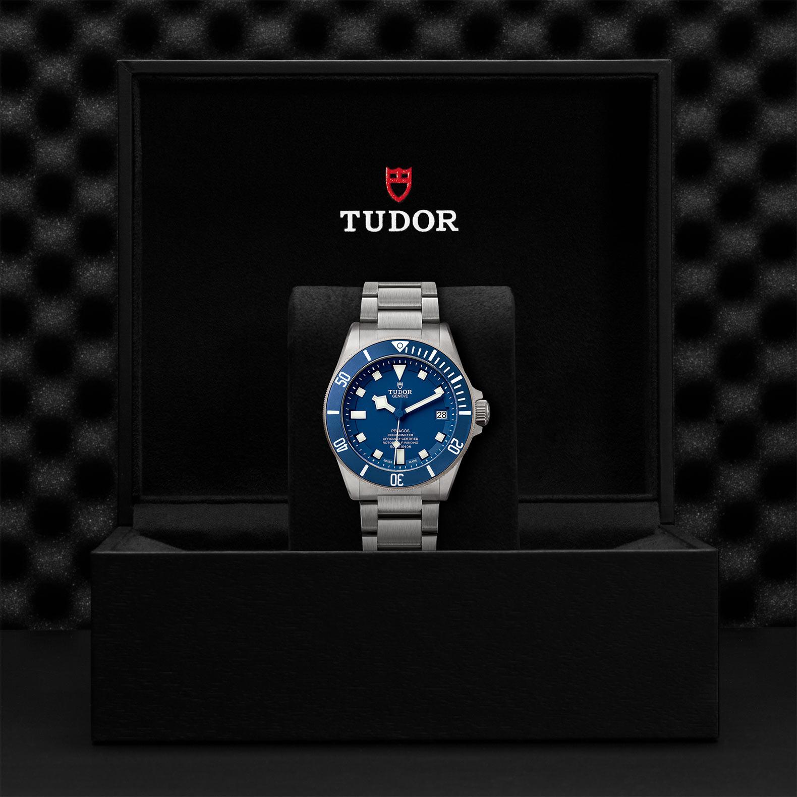 TUDOR Pelagos M25600TB 0001 Presentation