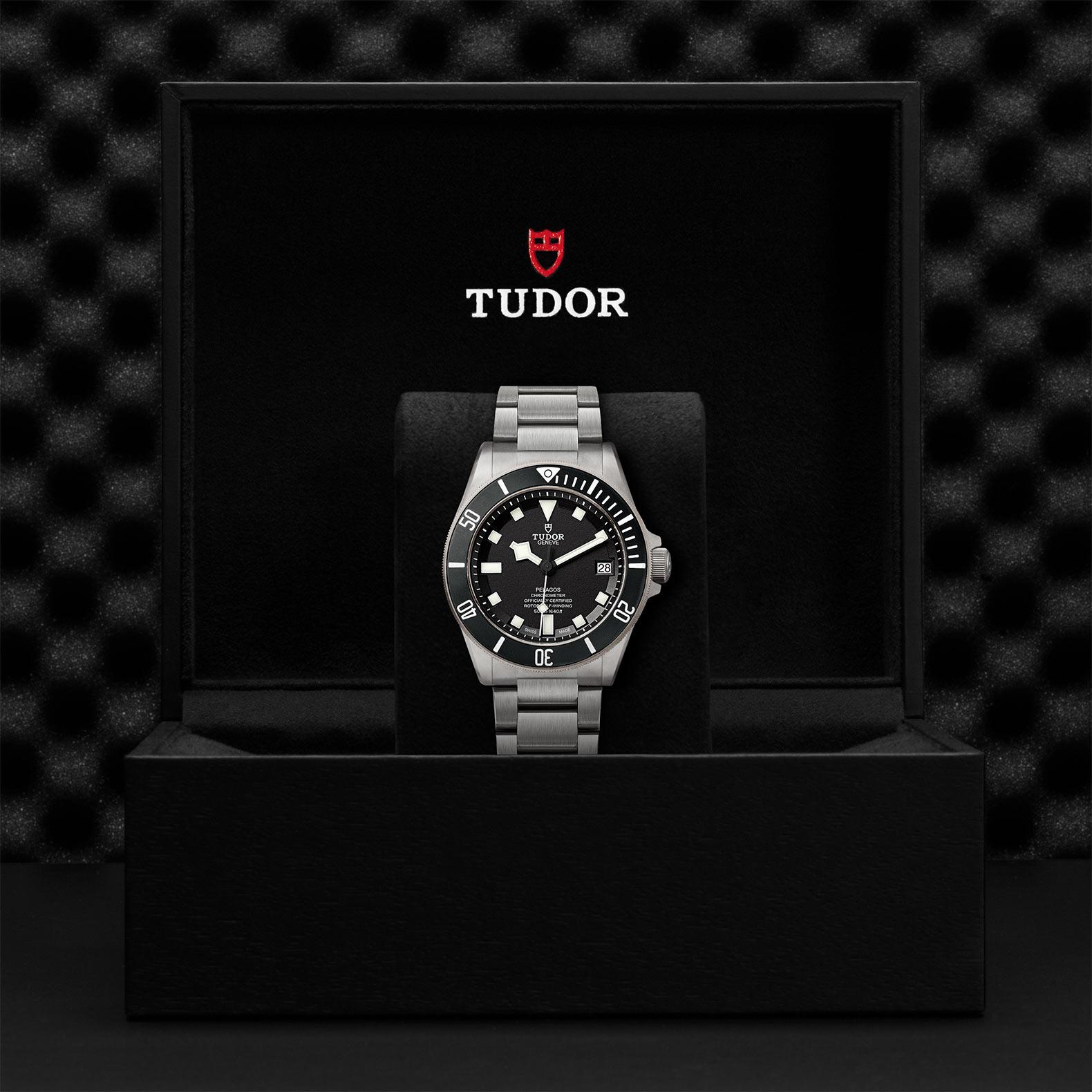 TUDOR Pelagos M25600TN 0001 Presentation