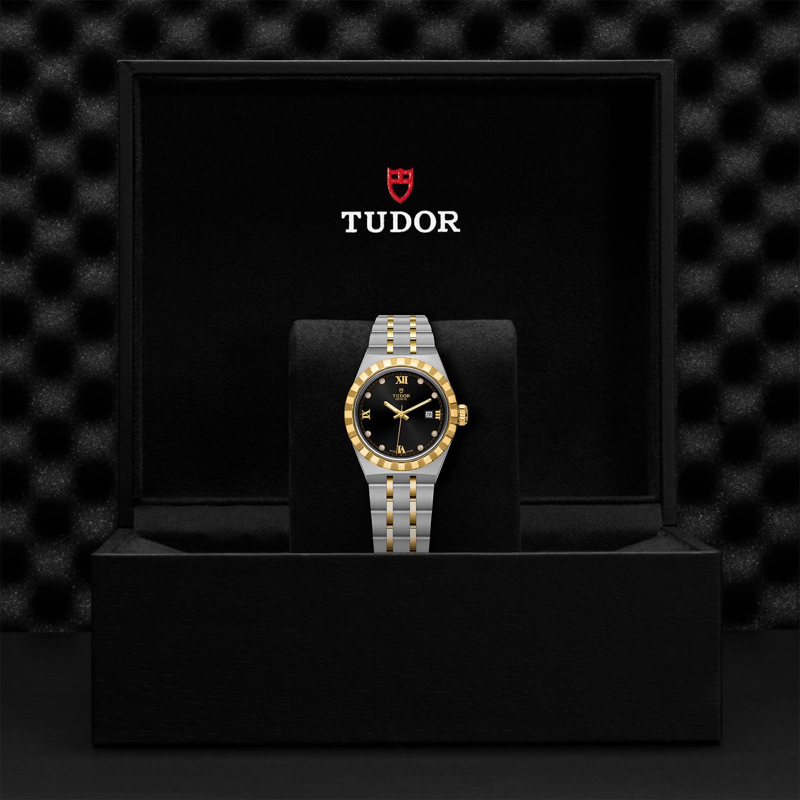 TUDOR Royal M28303 0005 Presentation