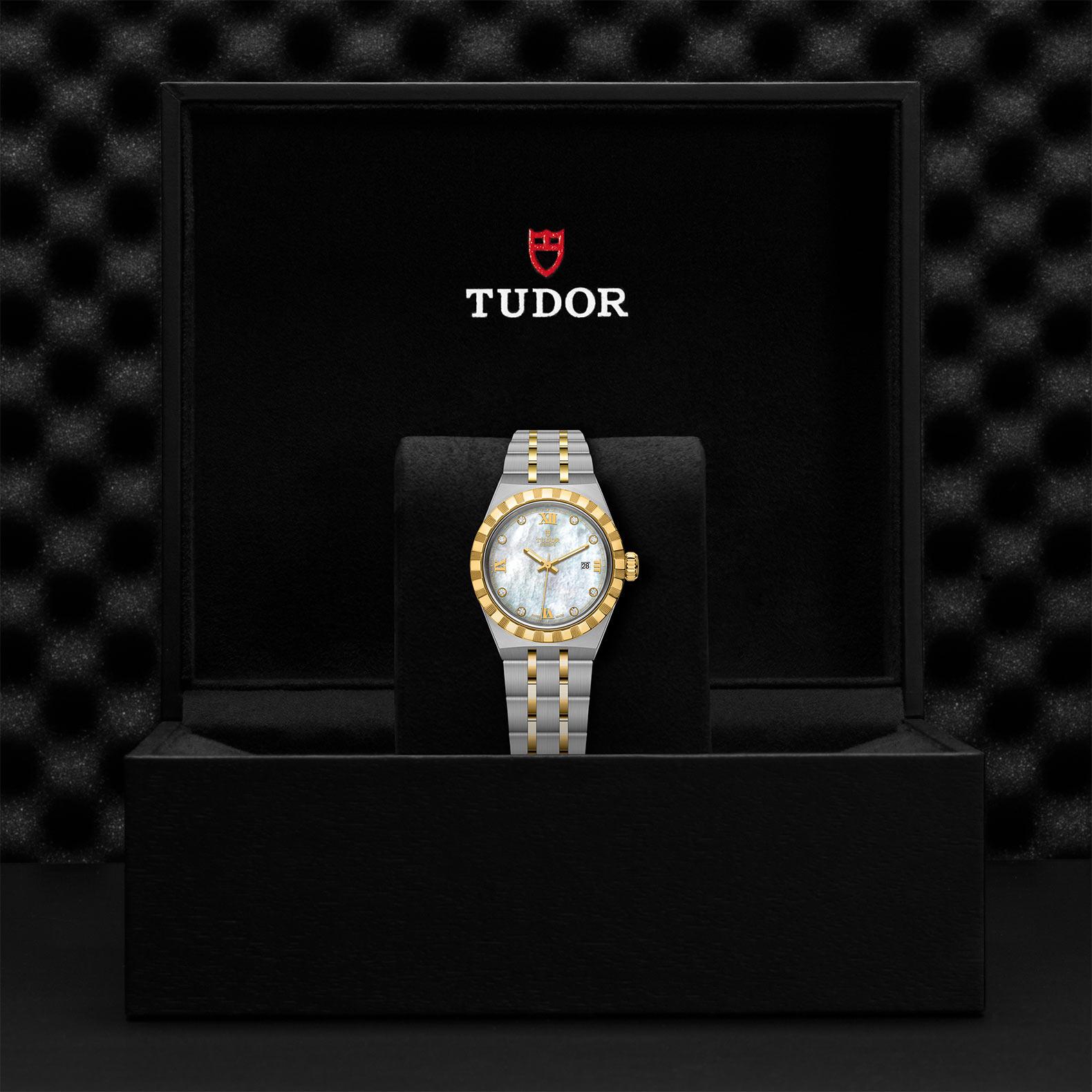 TUDOR Royal M28303 0007 Presentationbox