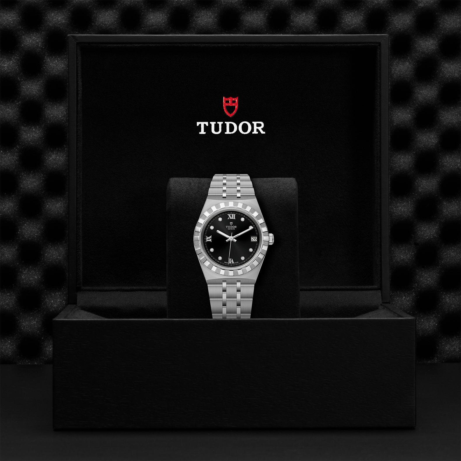 TUDOR Royal M28400 0004 Presentationbox