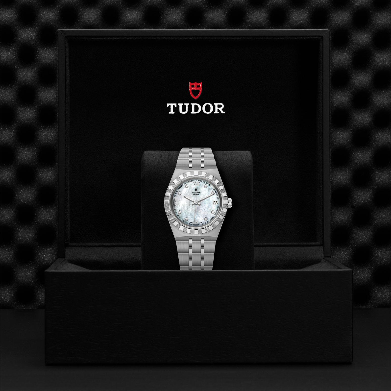 TUDOR Royal M28400 0005 Presentationbox