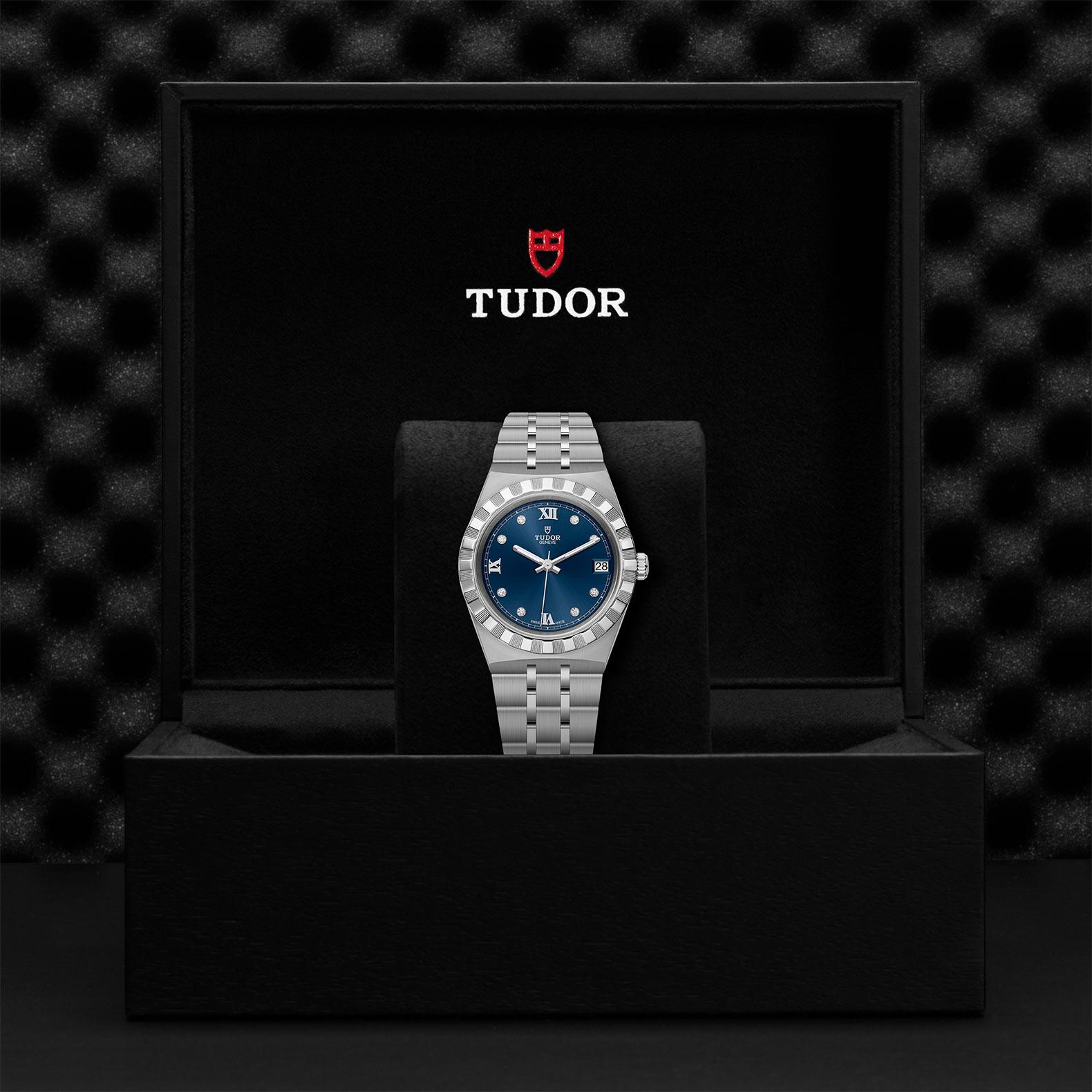 TUDOR Royal M28400 0007 Presentationbox