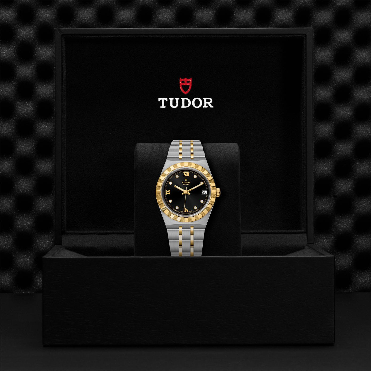 TUDOR Royal M28403 0005 Presentationbox