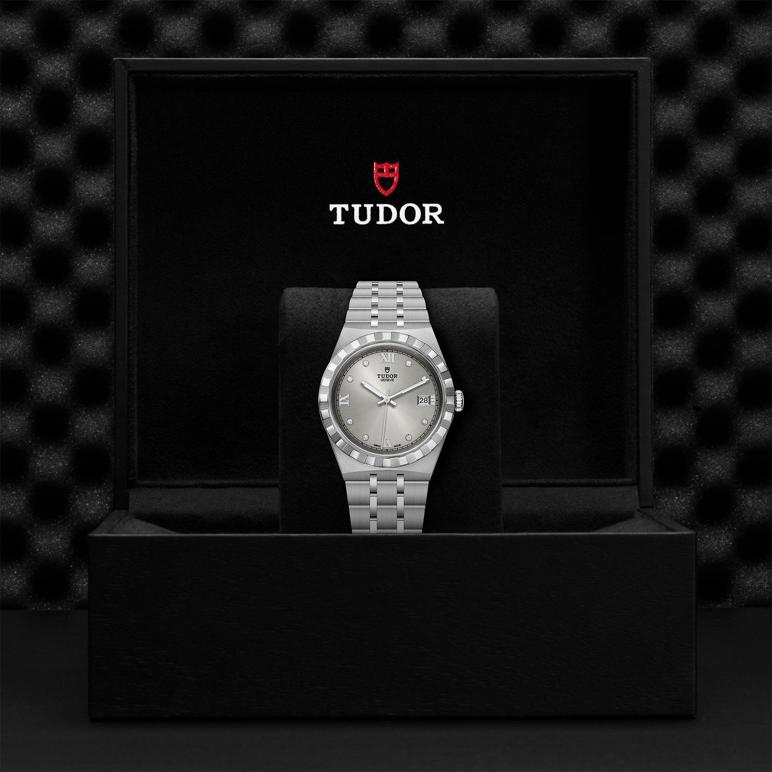 TUDOR Royal M28500 0002 Presentationbox