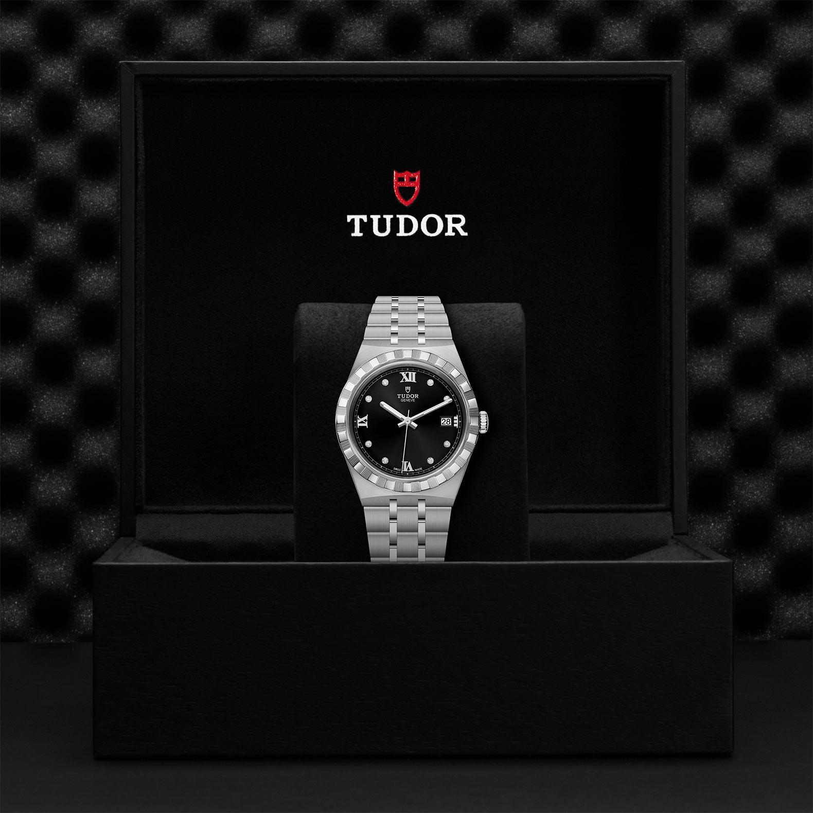 TUDOR Royal M28500 0004 Presentationbox