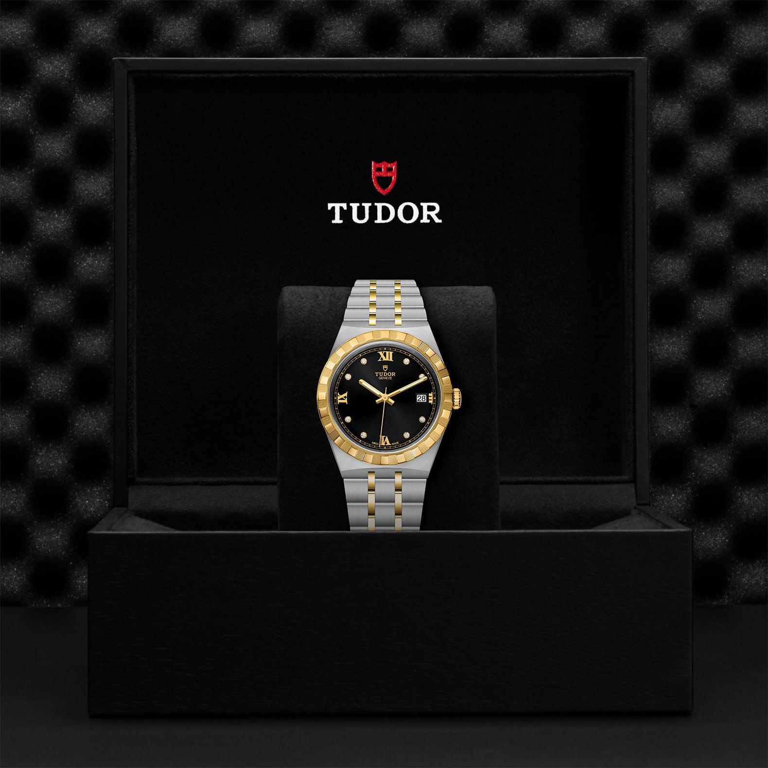 TUDOR Royal M28503 0004 Presentationbox