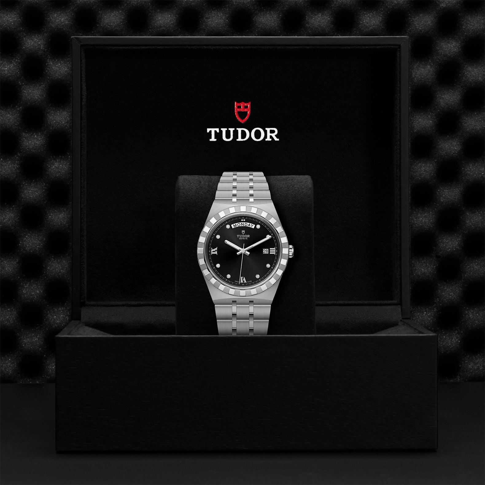TUDOR Royal M28600 0004 Presentationbox