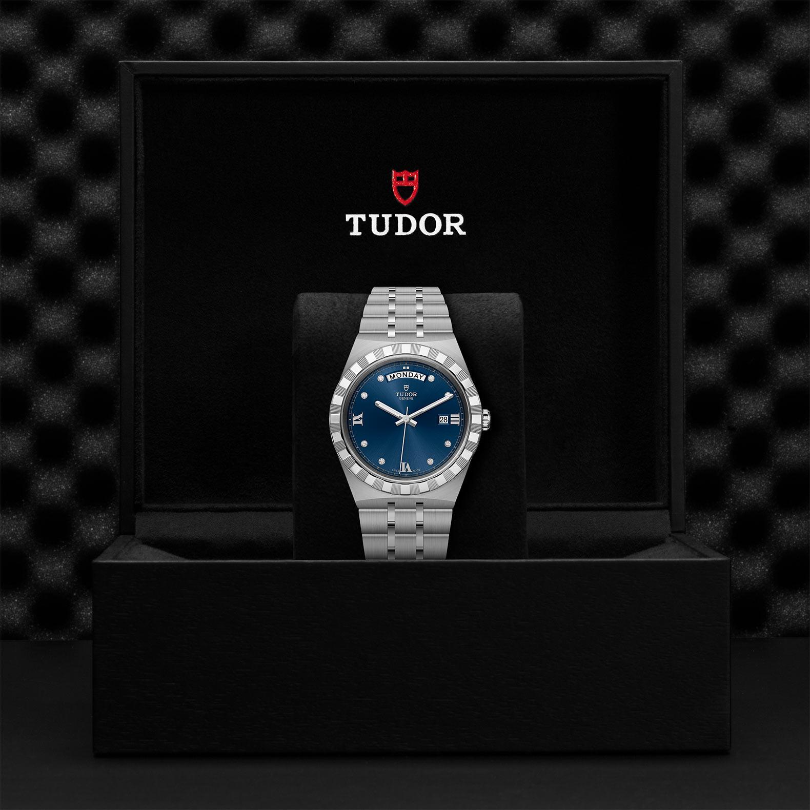 TUDOR Royal M28600 0006 Presentationbox