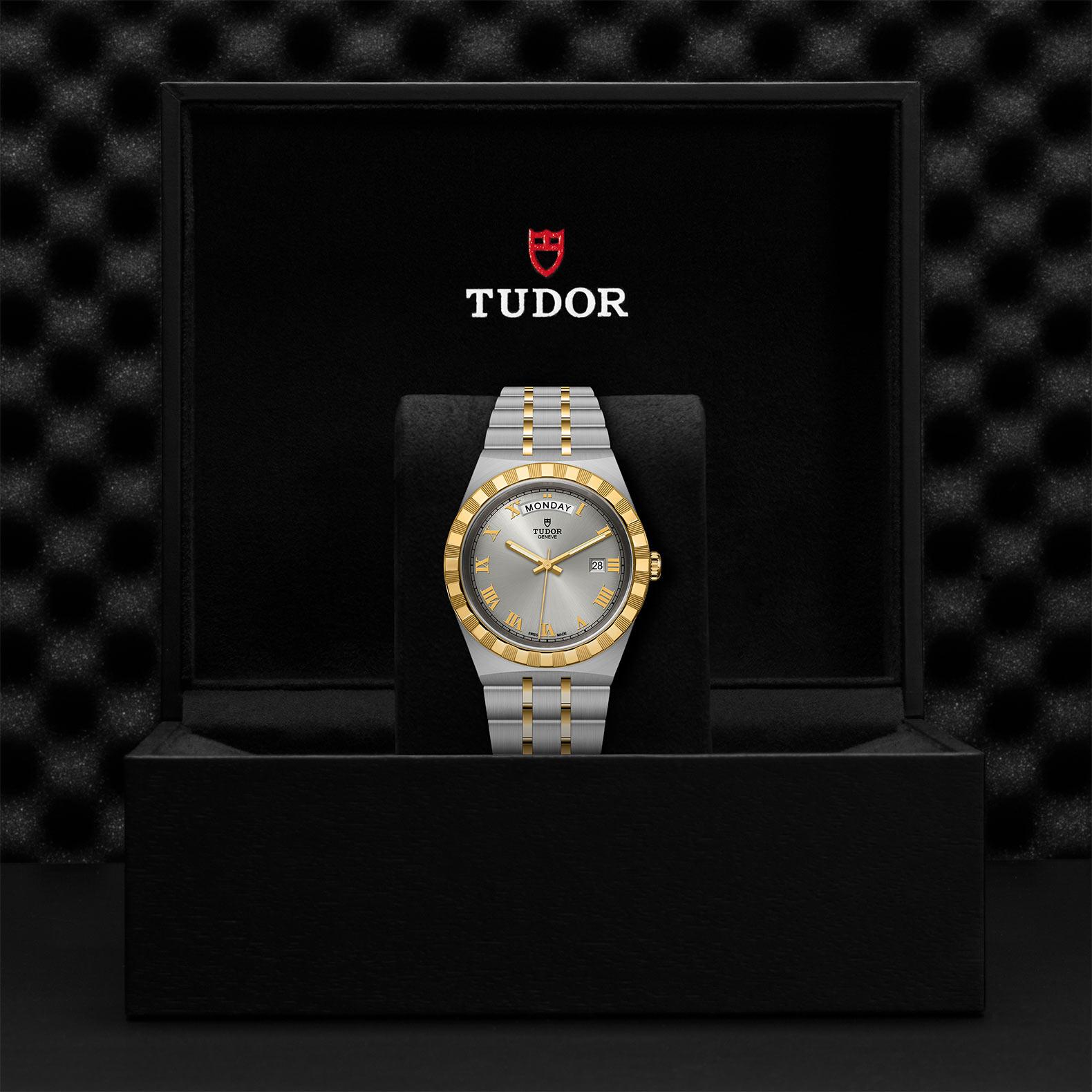 TUDOR Royal M28603 0001 Presentationbox