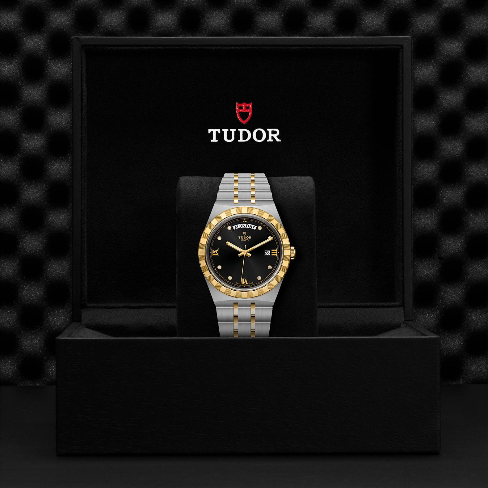 TUDOR Royal M28603 0005 Presentationbox