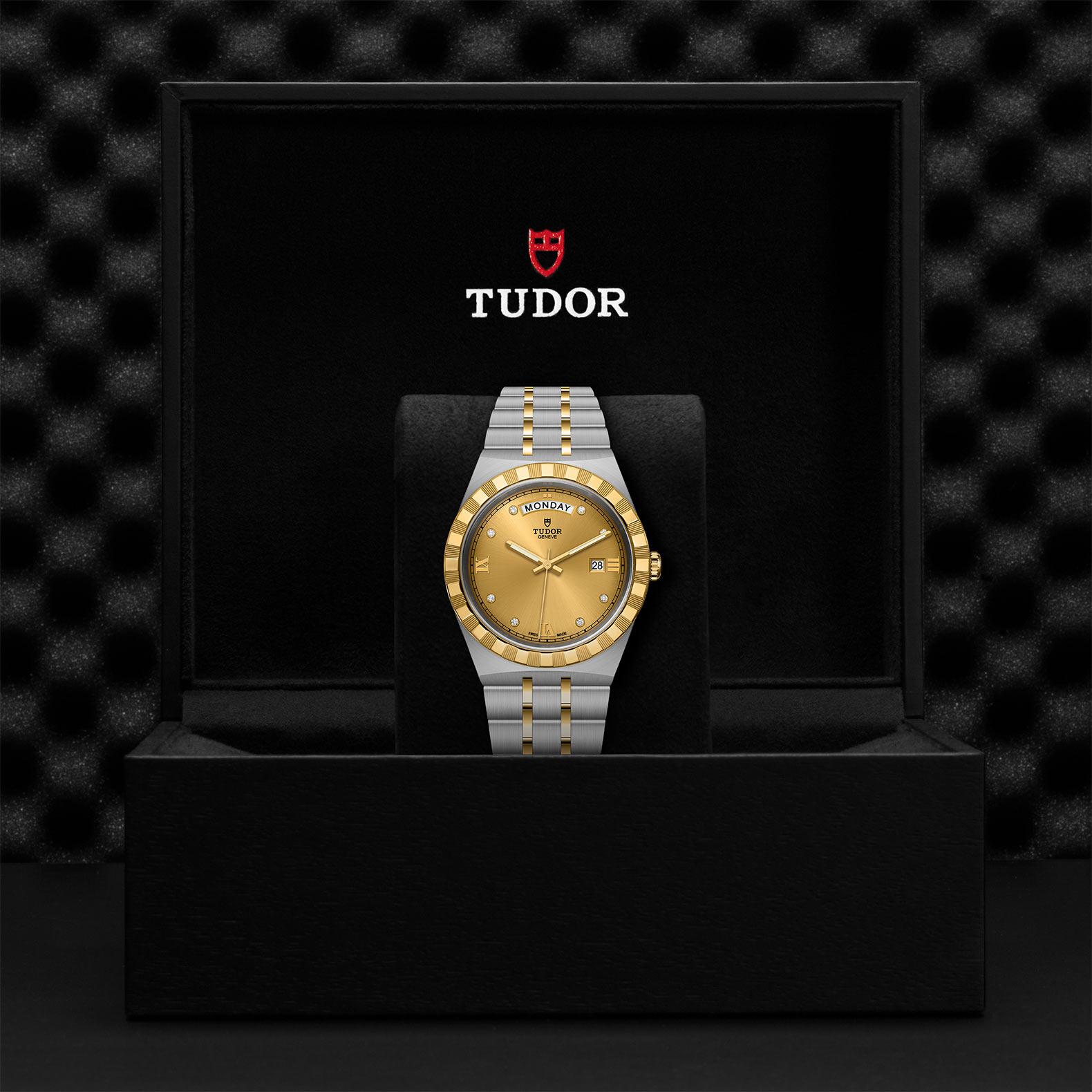TUDOR Royal M28603 0006 Presentationbox