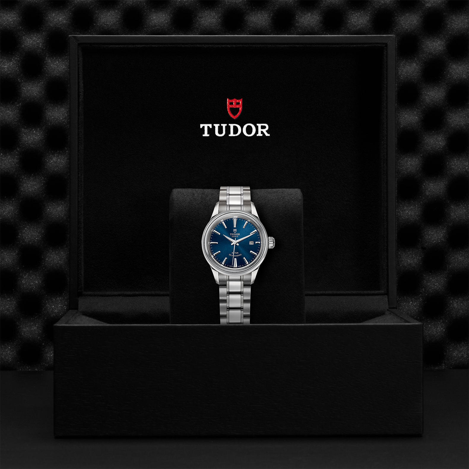 TUDOR Style M12100 0009 Presentationbox