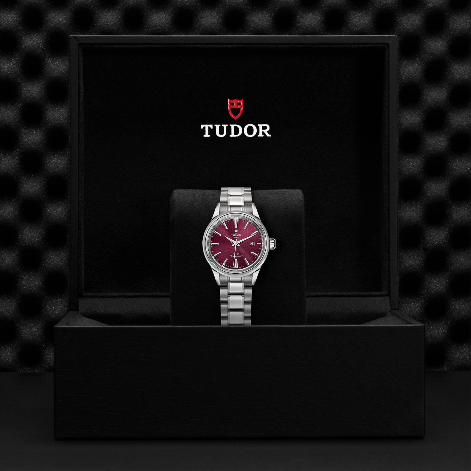 TUDOR Style M12100 0011 Presentationbox