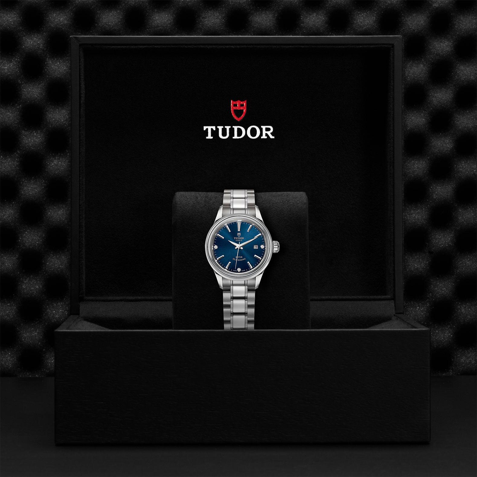 TUDOR Style M12100 0013 Presentationbox